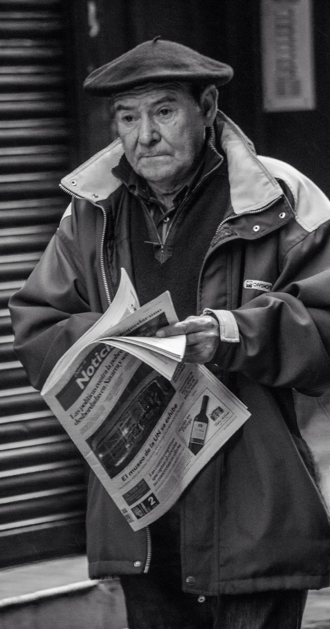 Reader by Lee Russell Wilkes