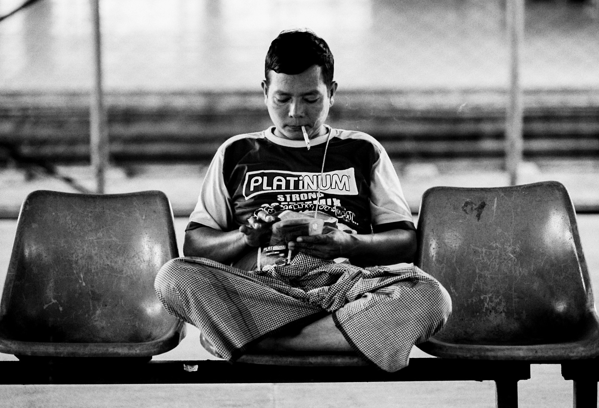 Naypyitaw, 2016 by Lee Russell Wilkes