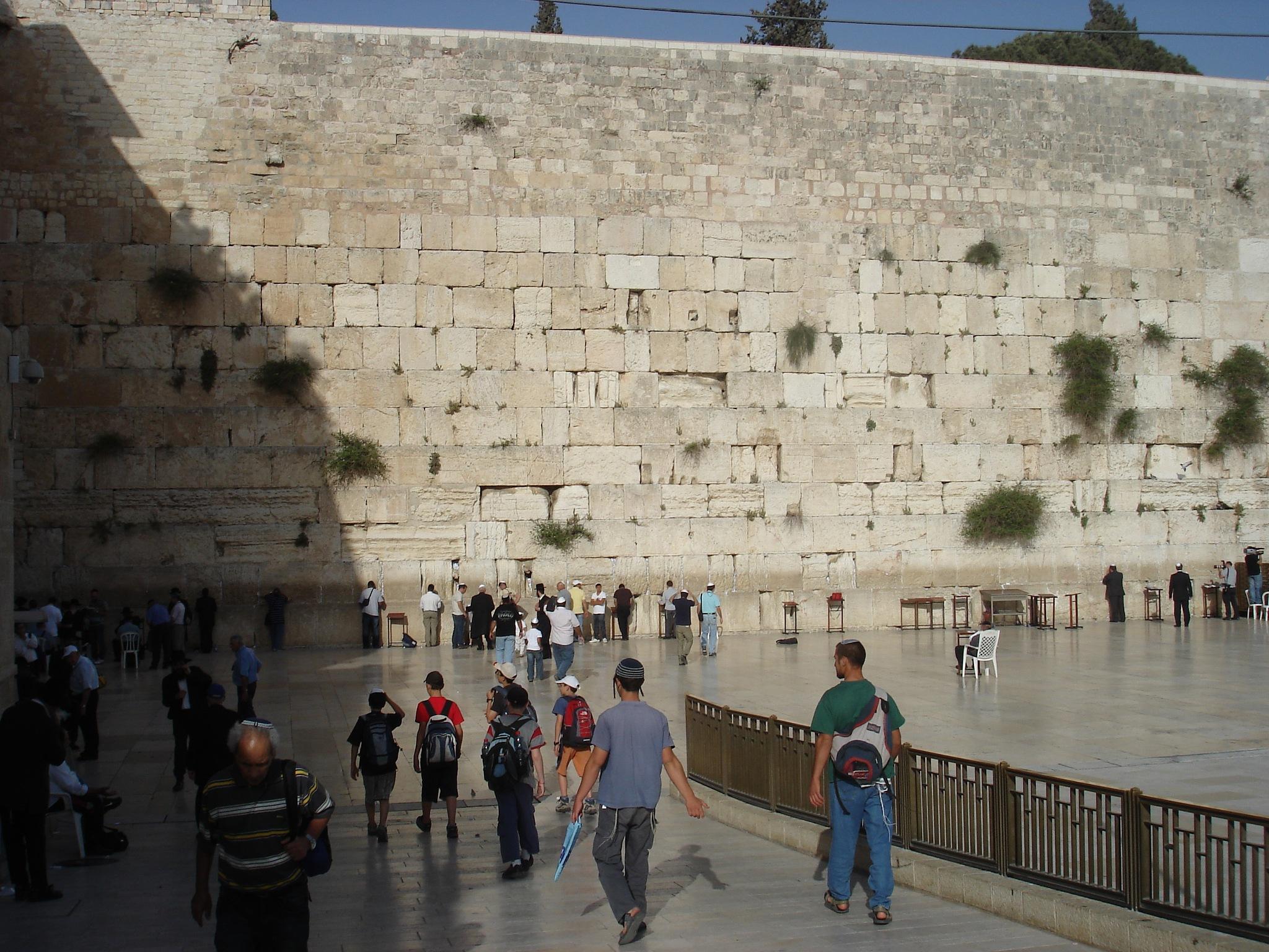 Western Wall - Jerusalem by matthewriter