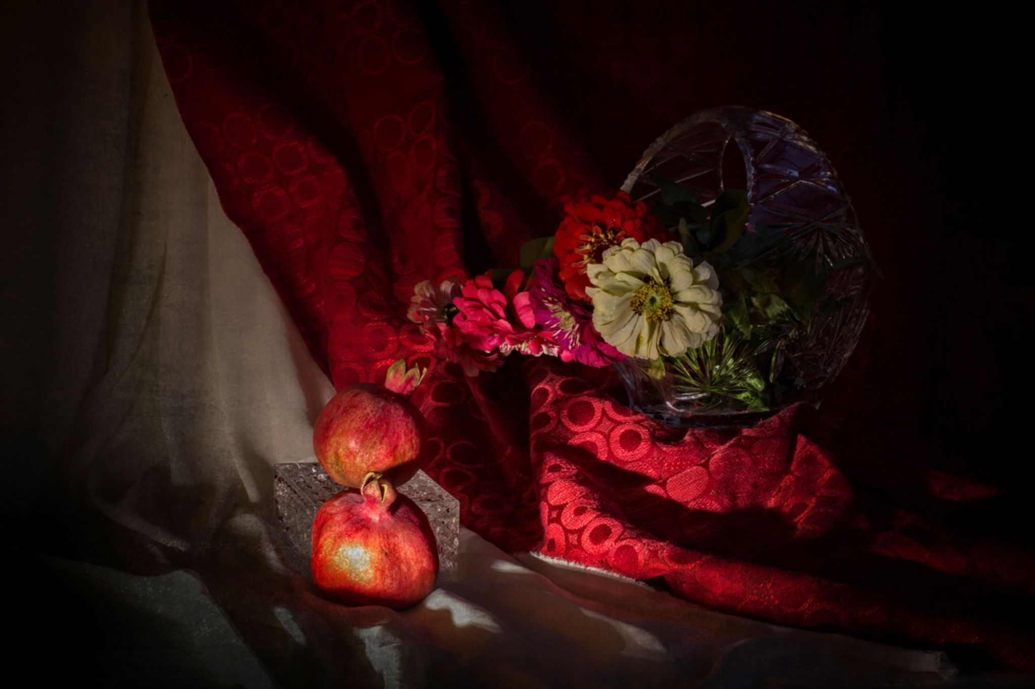 Red by Rucsandra Calin