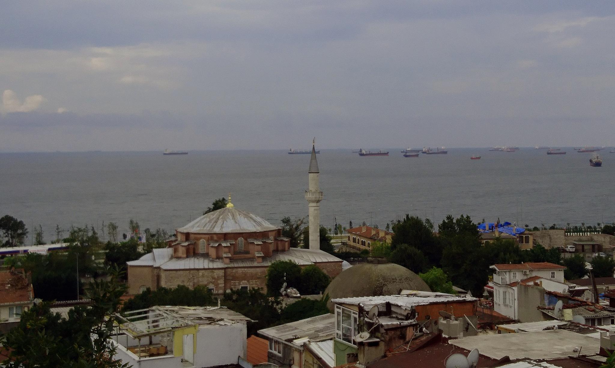 küçükayasofya camii by Muhterem Ozdemir
