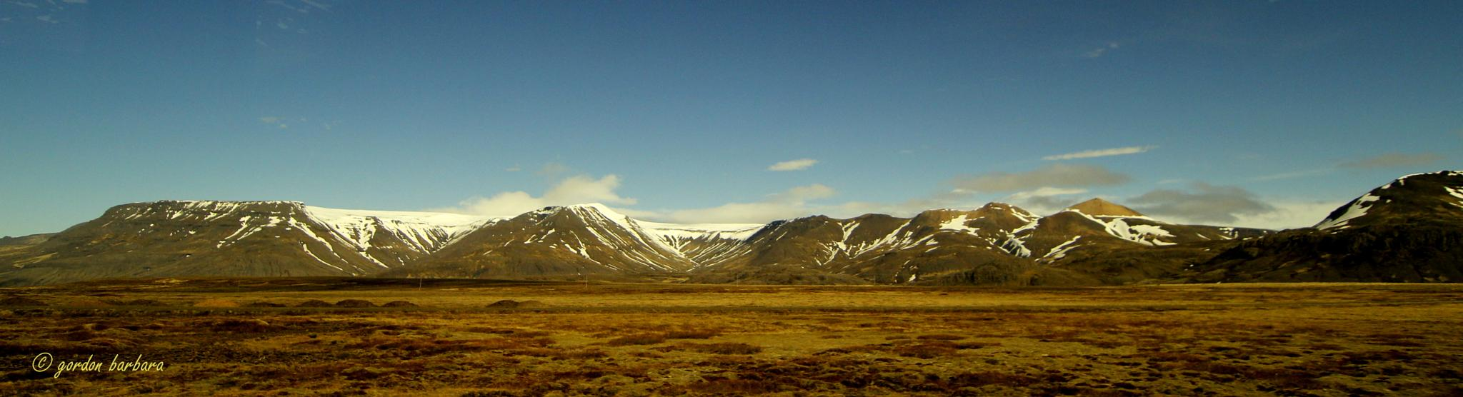 Photo in Landscape #mountains #iceland #scenes