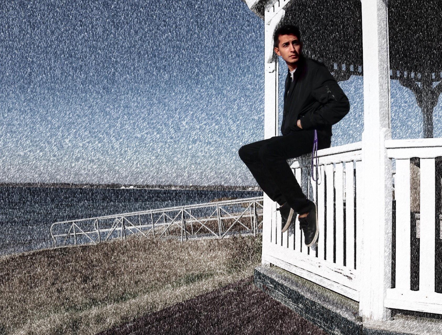 Enjoying the nice breeze  by Francisco Landino