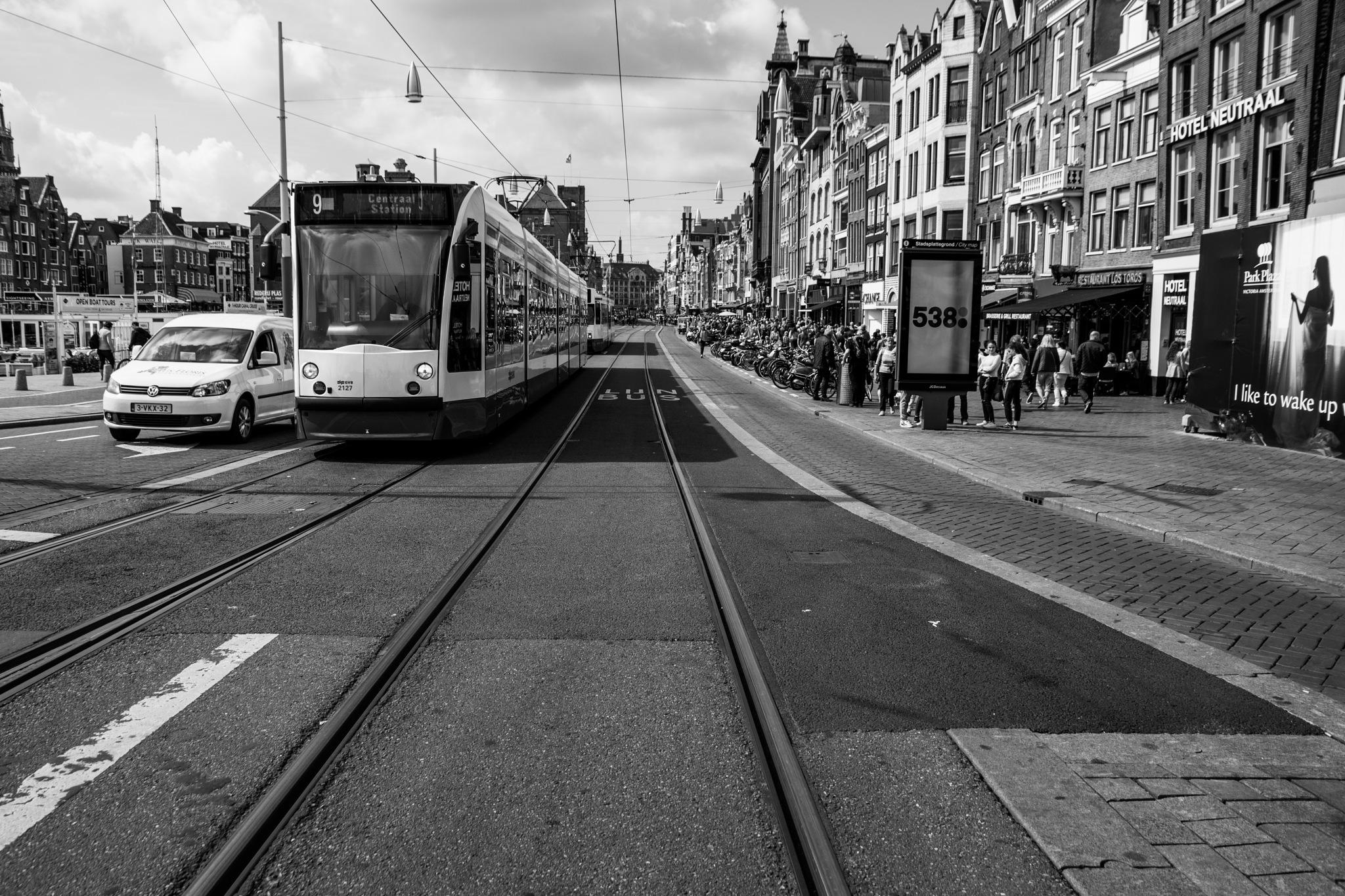 Tranvía by Llavero Slim