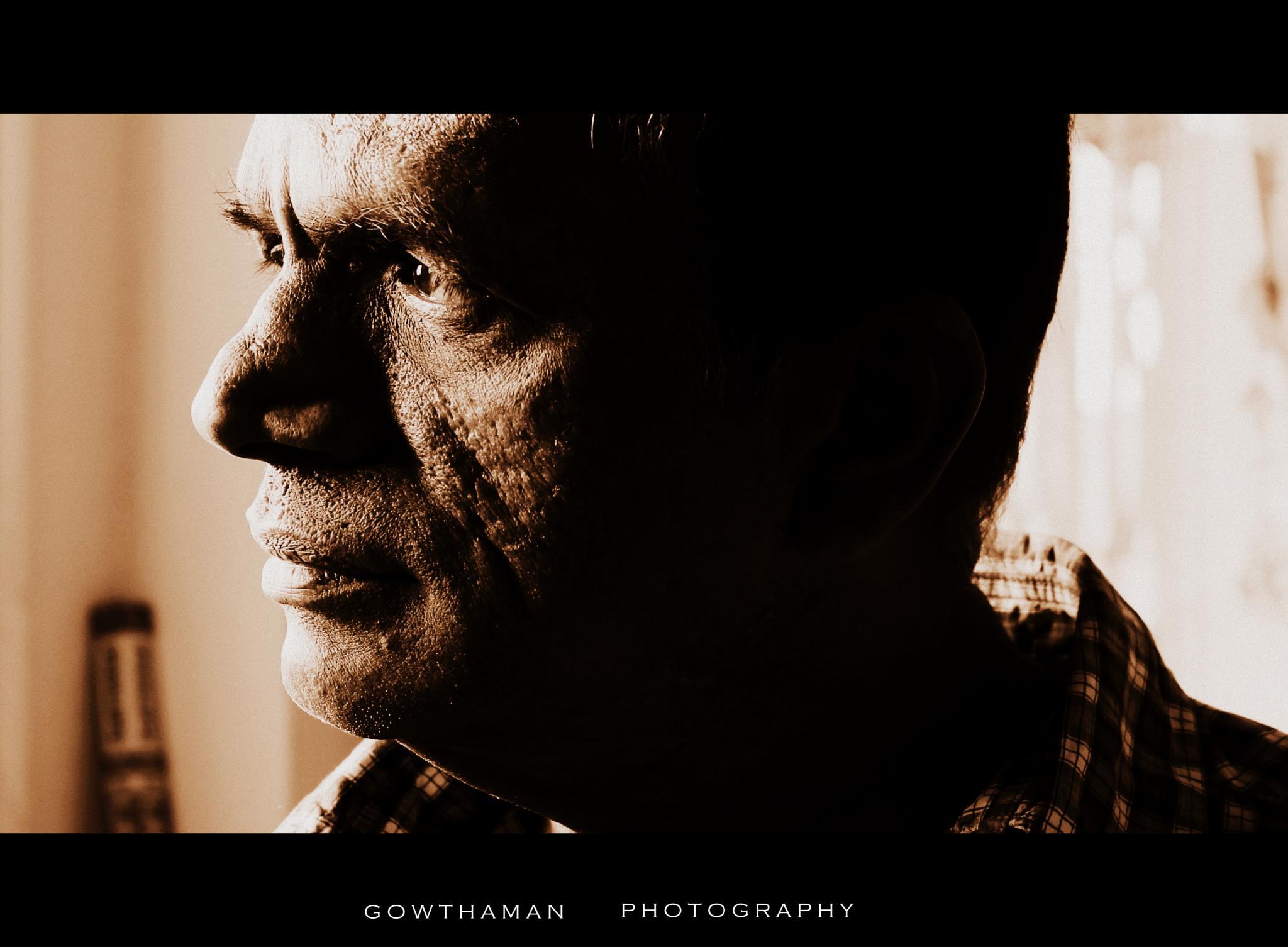 Dad by Gowthaman Sivakumar