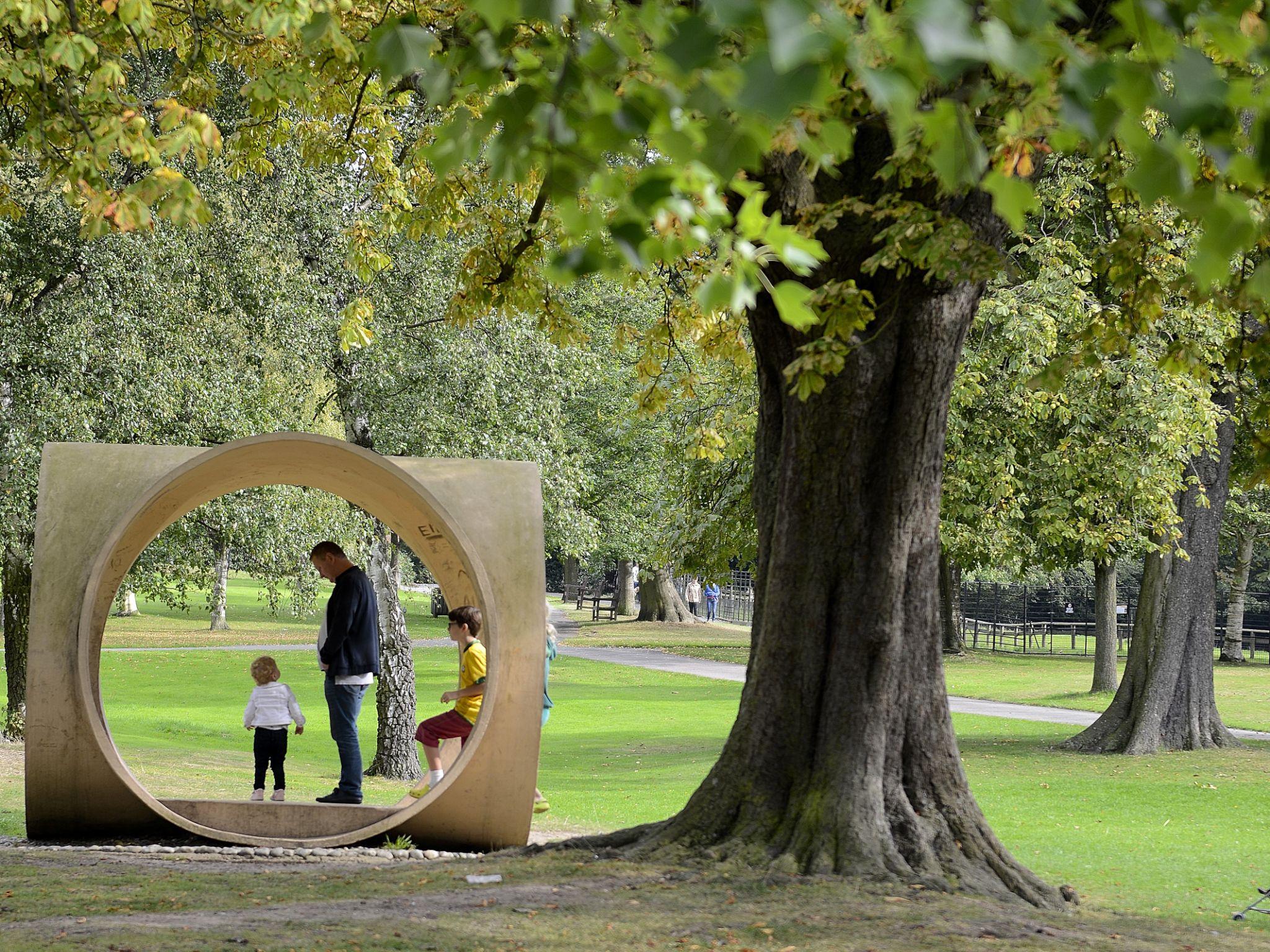 Golders Hill Park by goodadvice.com