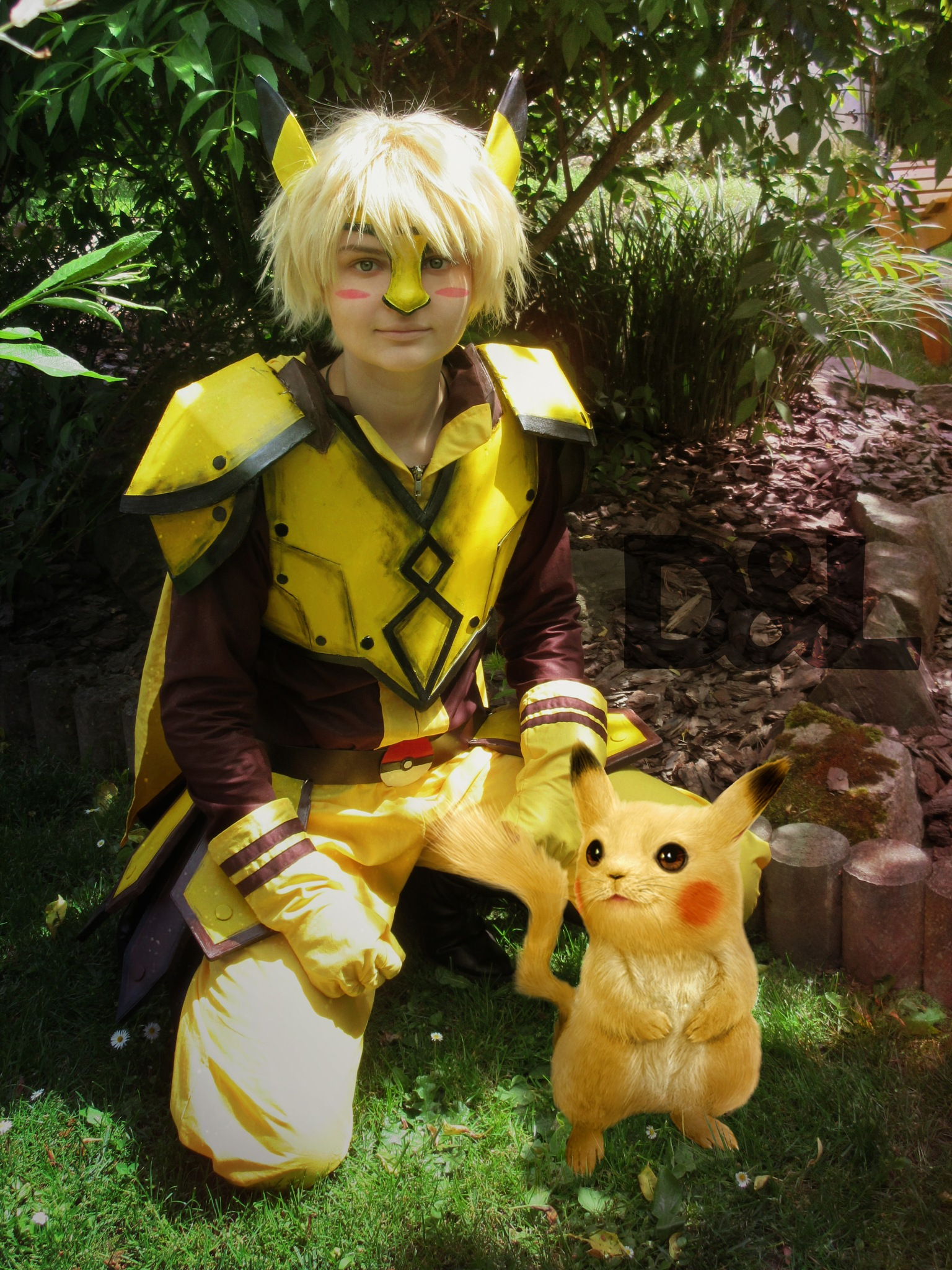 Pokemon cosplay by D&L Cosplayers