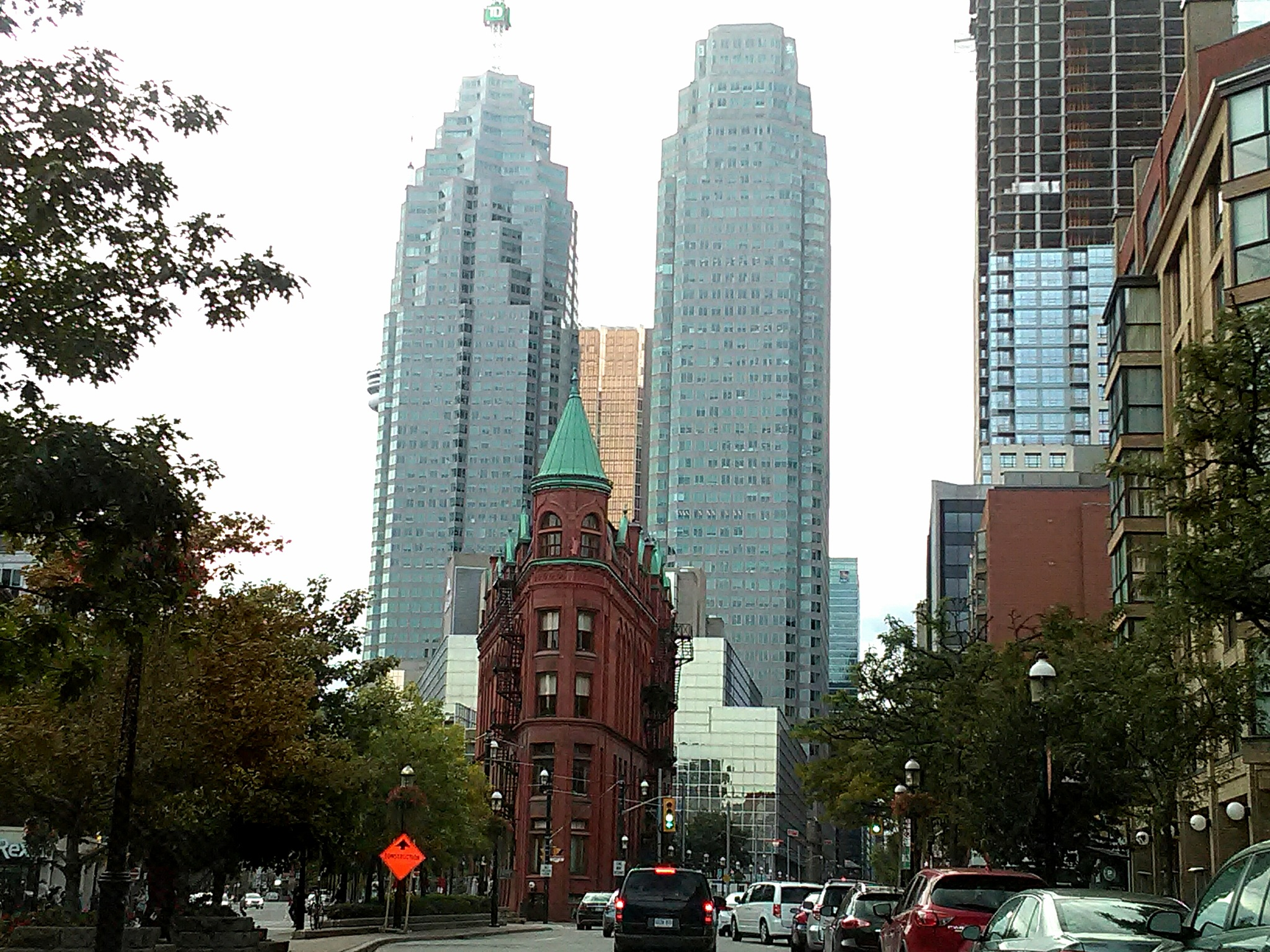 Downtown Toronto Ontario Canada by smartin3380