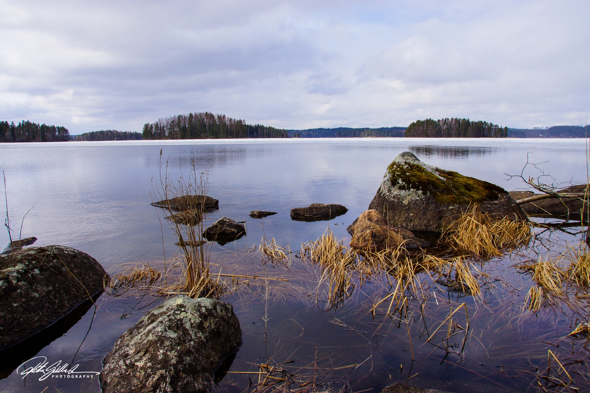 Lake Salajärvi by Ritva Sillanmäki  Photography