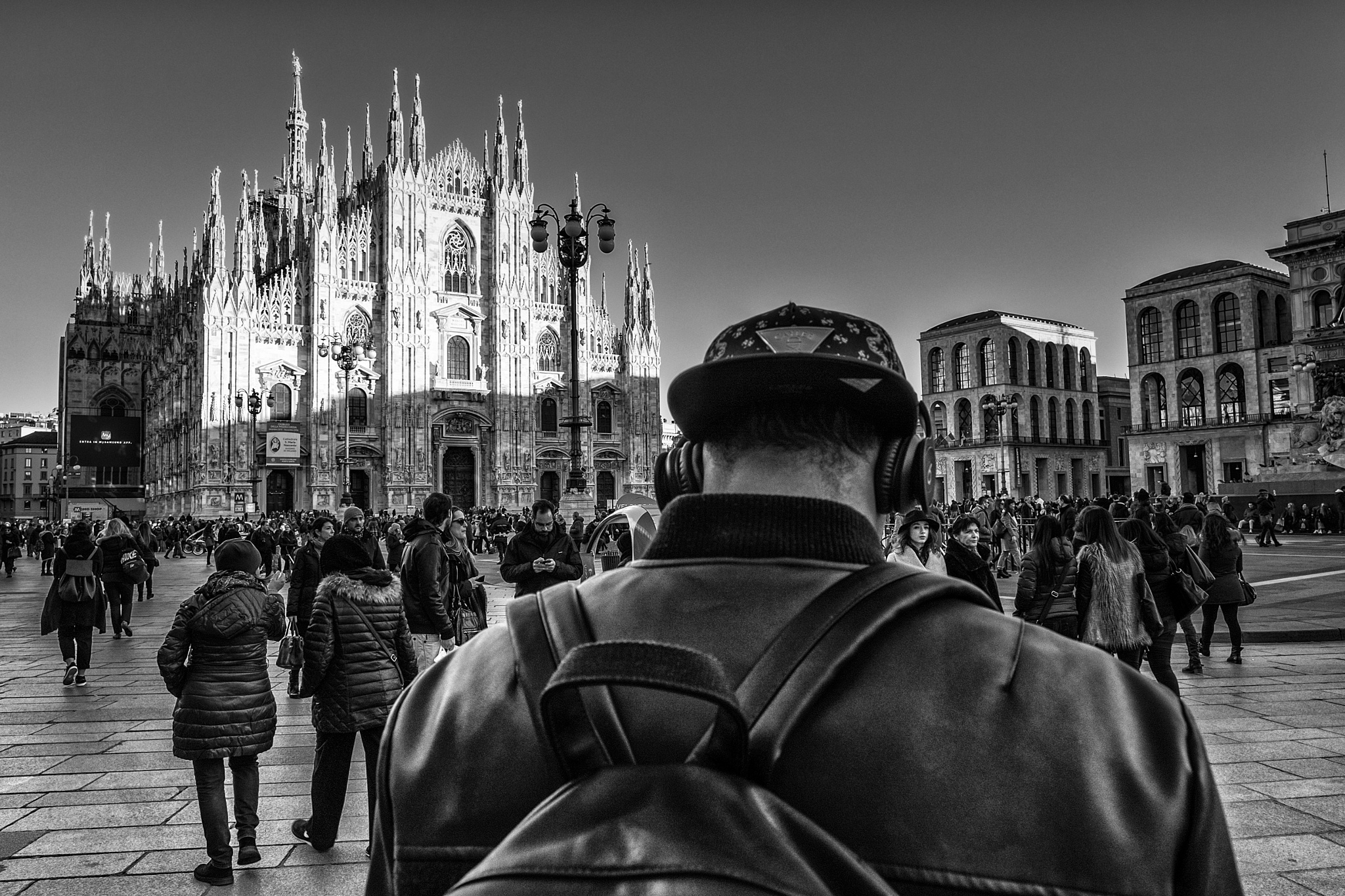 Music in Milan by Alessandro Longo