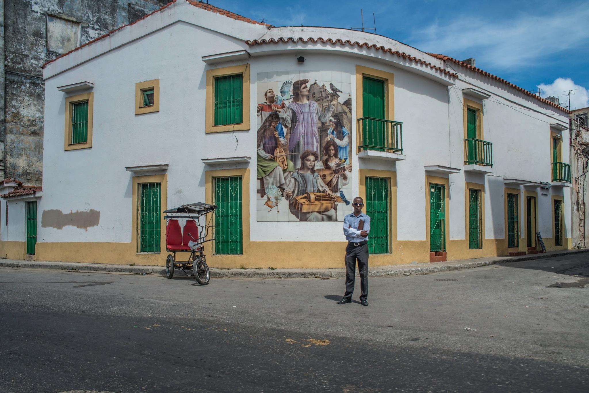 cuba streets by Alessandro Longo