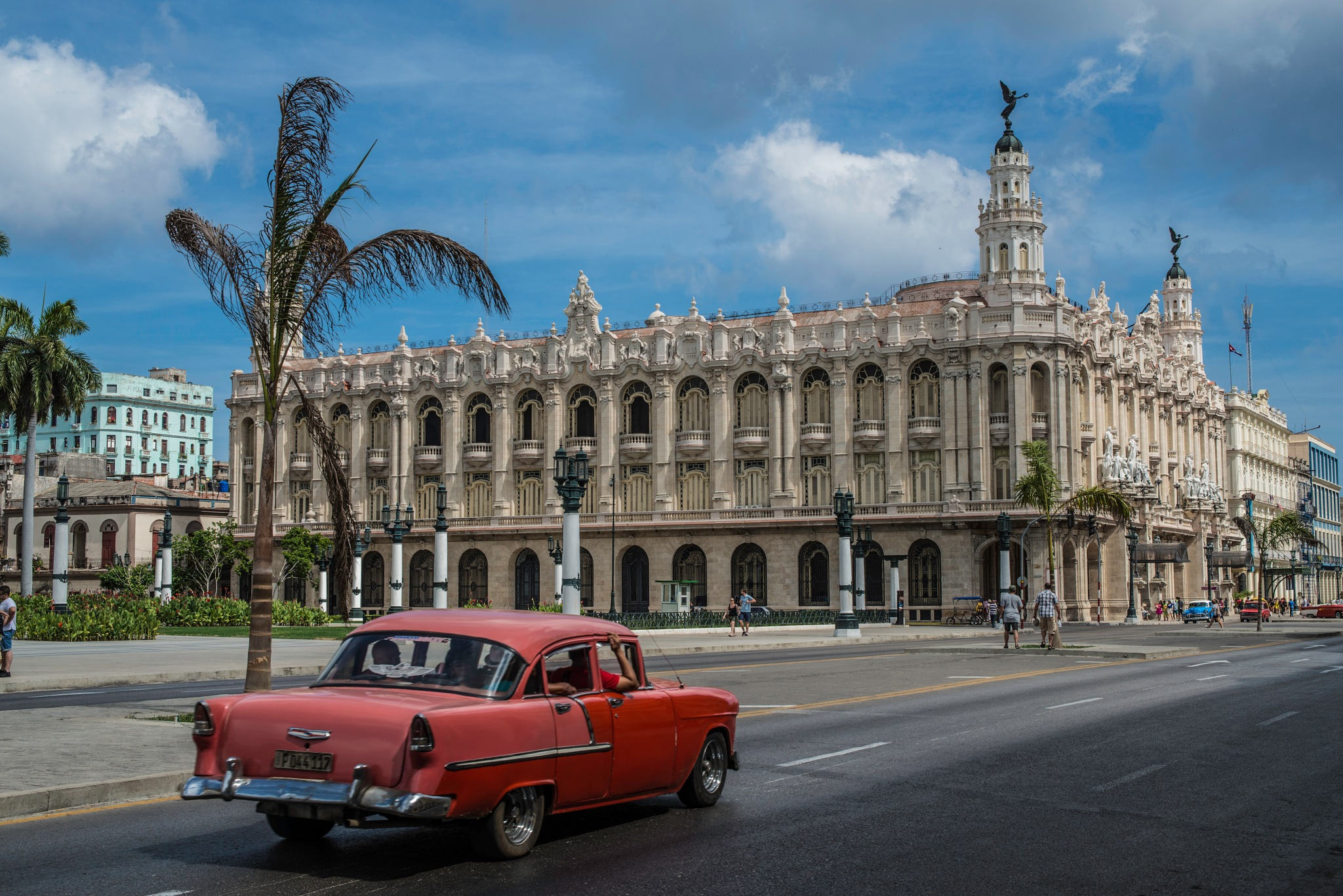 Cuba Grand Thater by Alessandro Longo