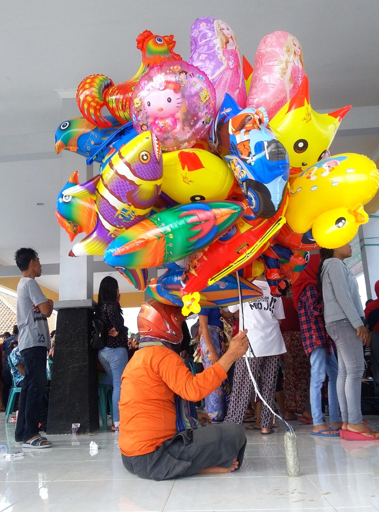 Baloon by Bagos Amaito Azikri
