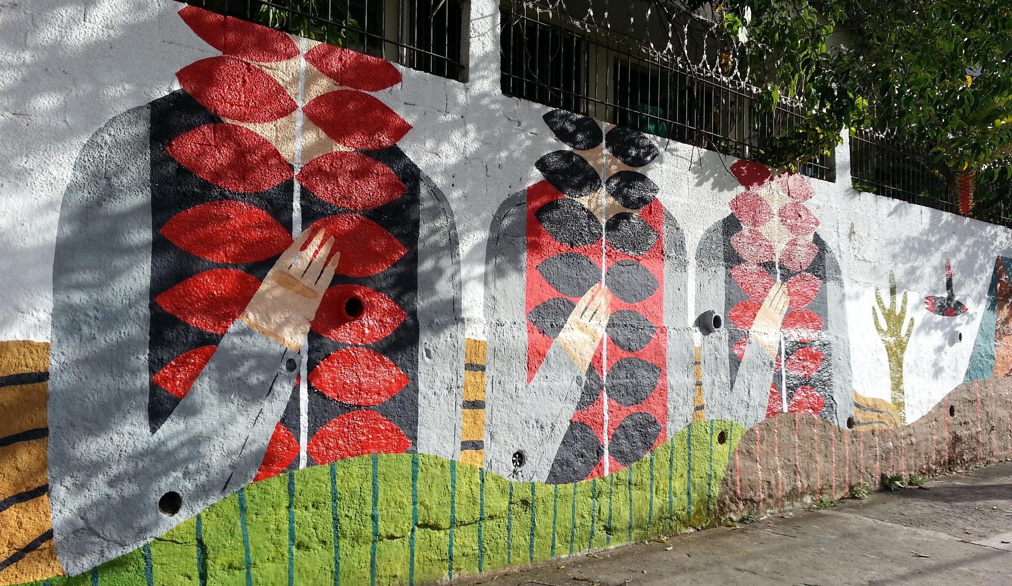 #streetartfromtheworlds by mário lellis