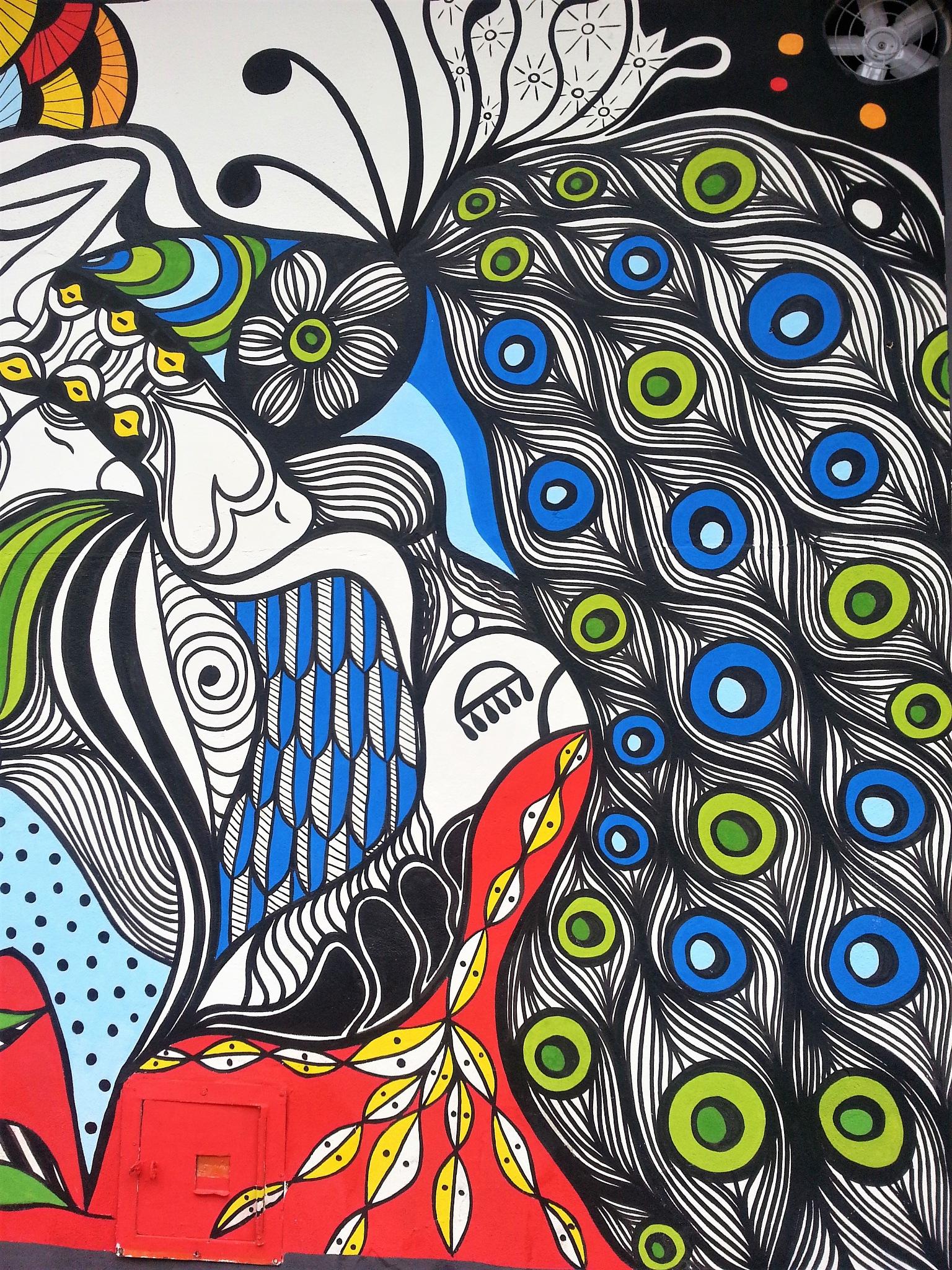 Streetart by mário lellis