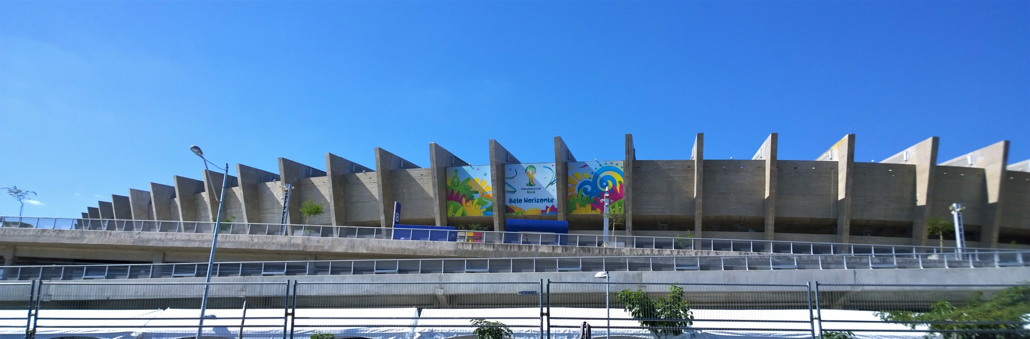 #mineirao  Estádio Gov. Magalães Pinto by mário lellis
