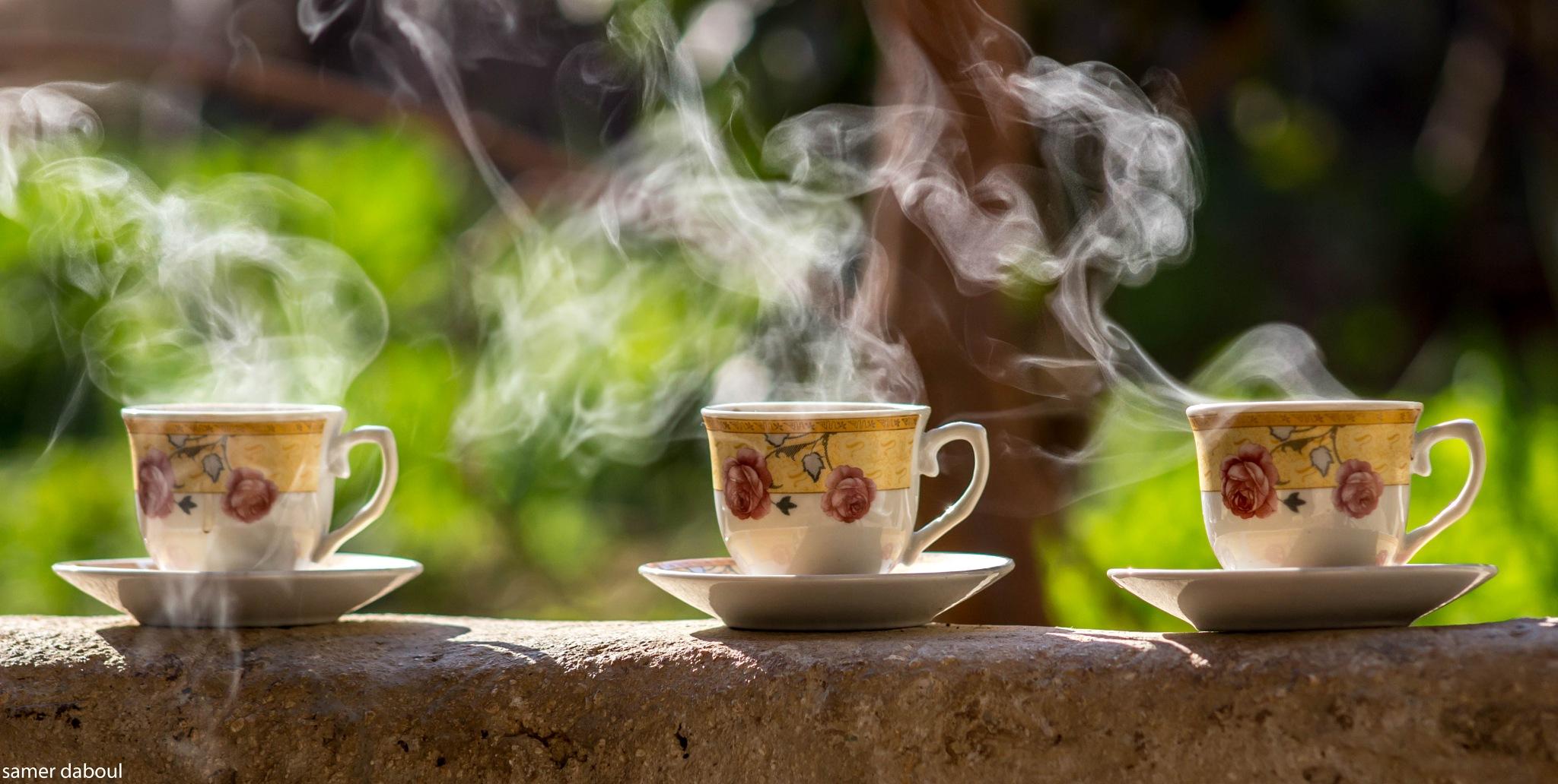coffee by Samer Daabol