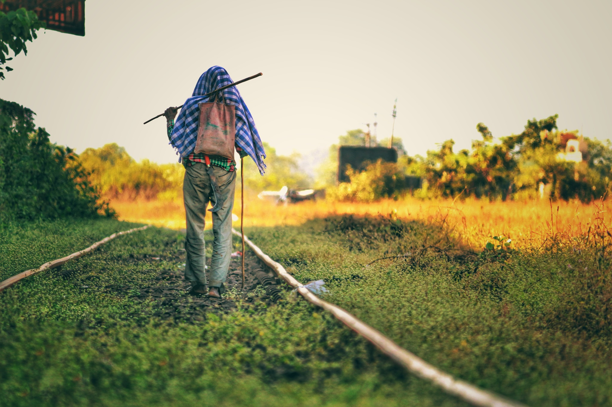 Walking ahed  by Aniket Khariwale