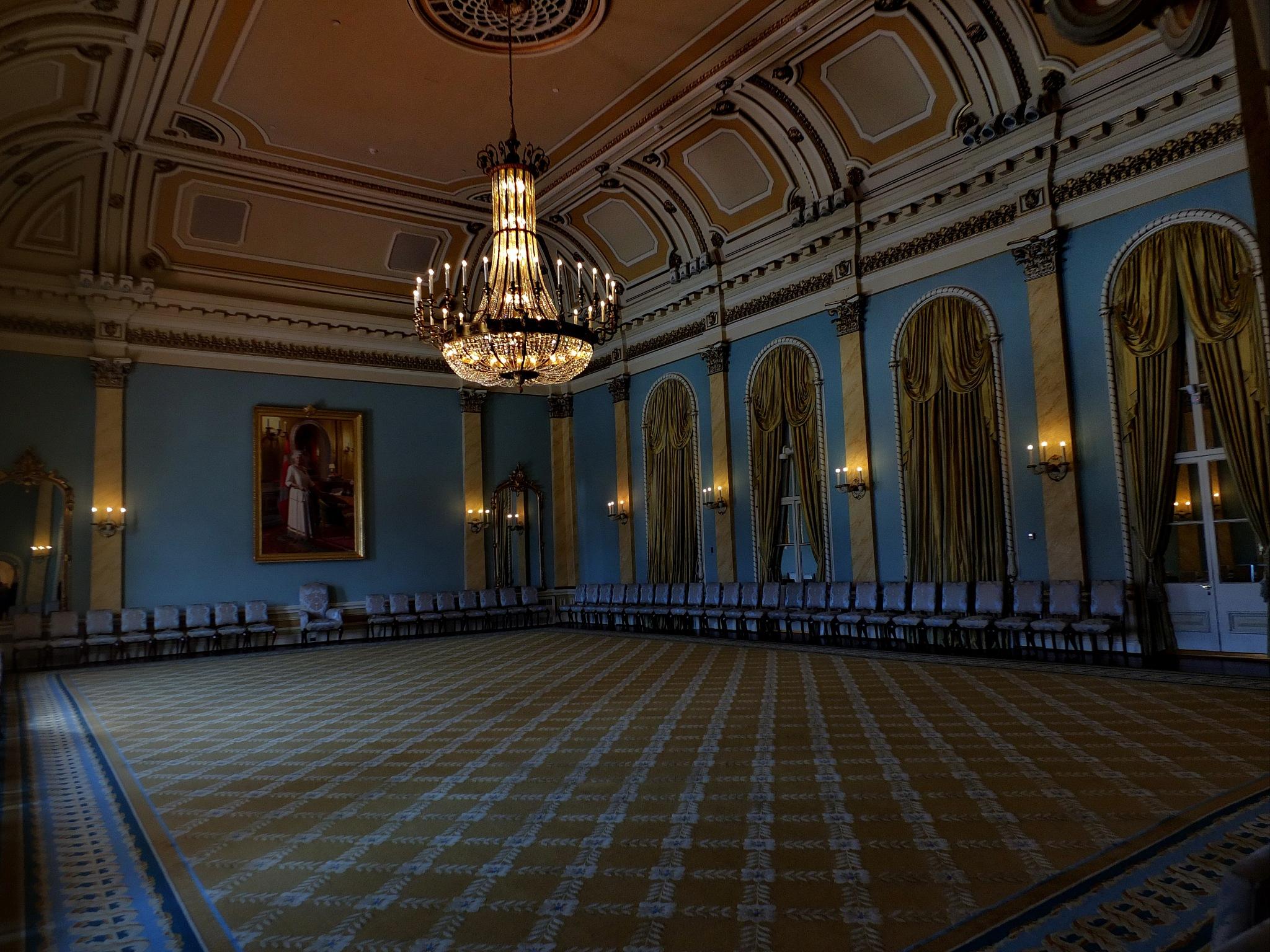 Rideau Hall by Dino DiLabio