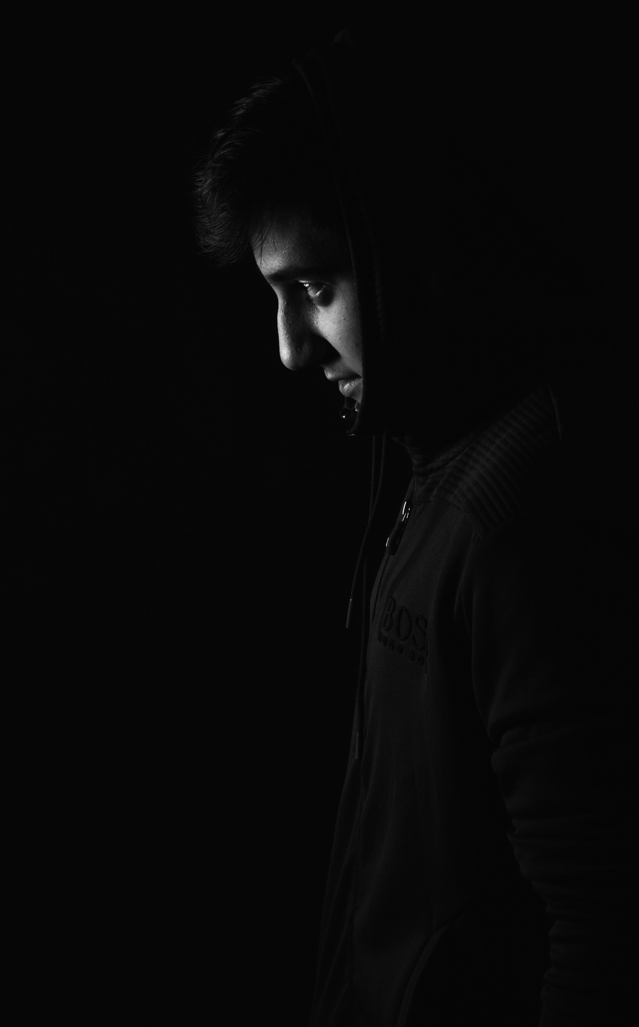 low key photography  by shuvo king