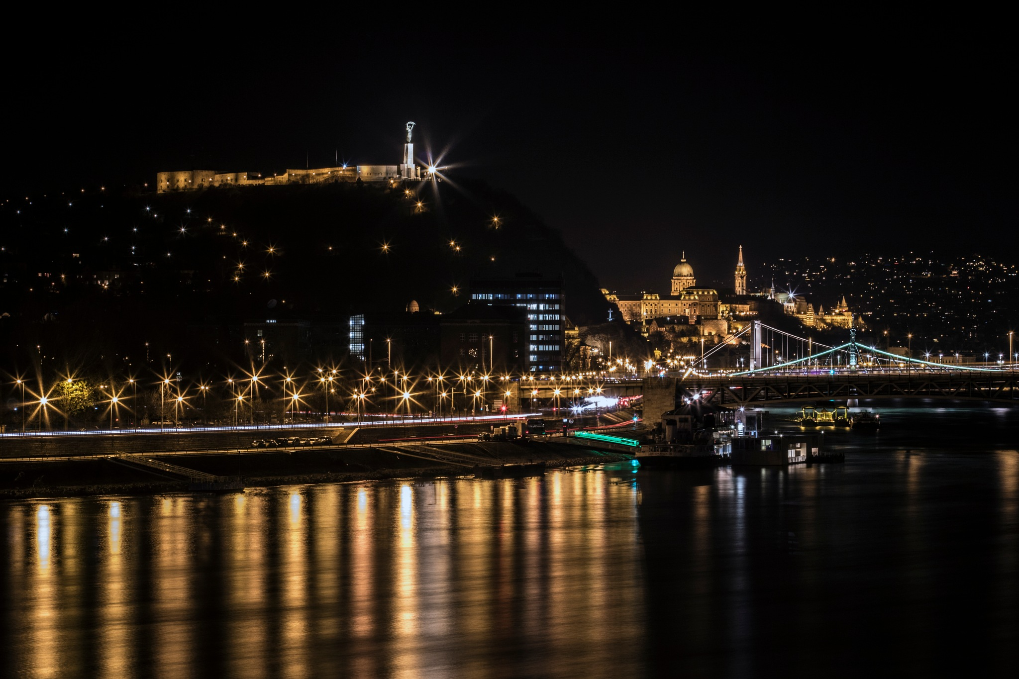 Budapest by mmona
