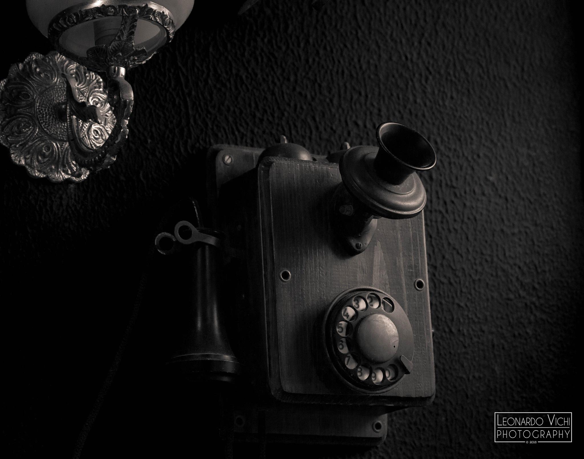 Shadows of the Past by Leonardo Perin Vichi