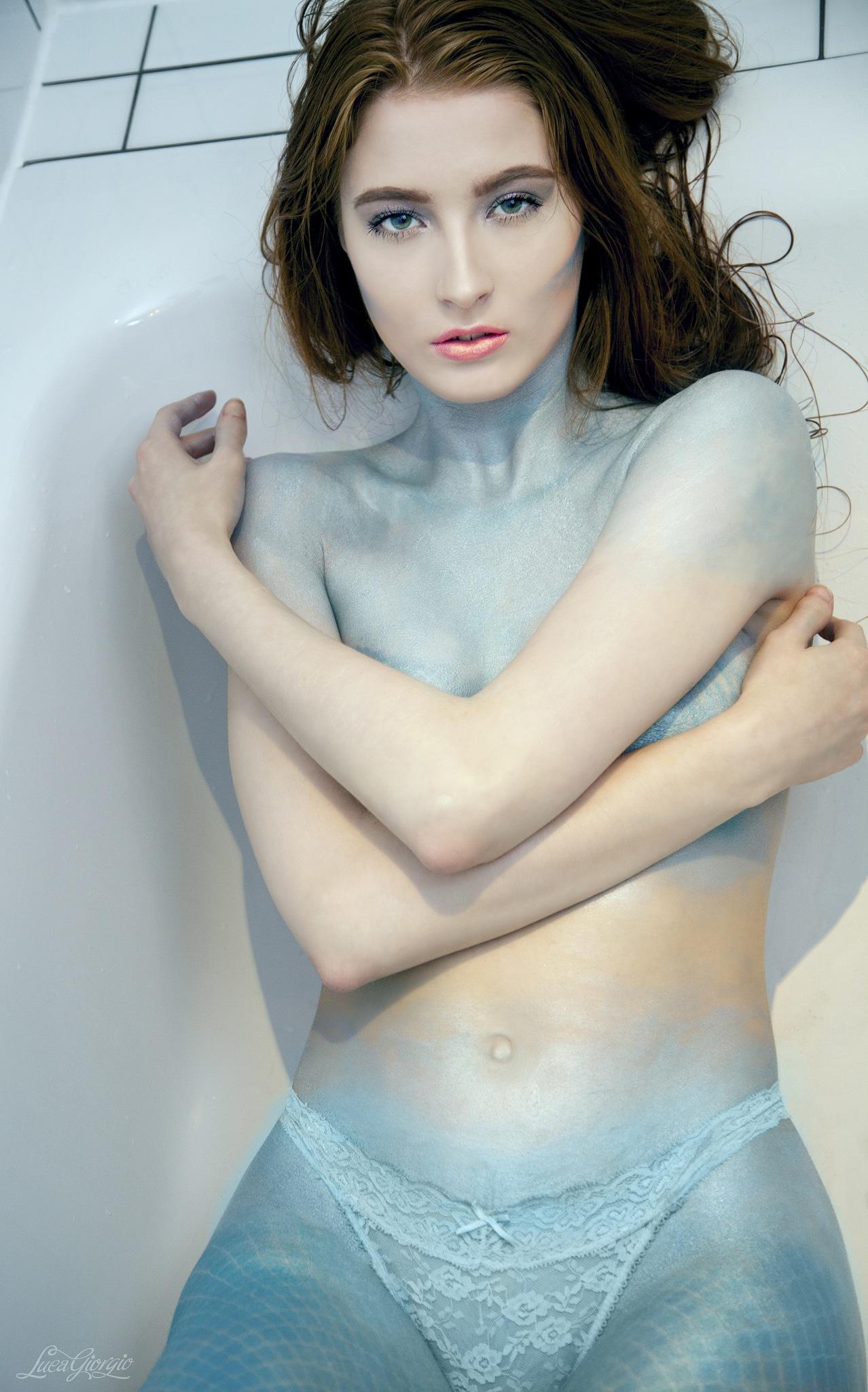 Swim with Me by Luca Giorgio