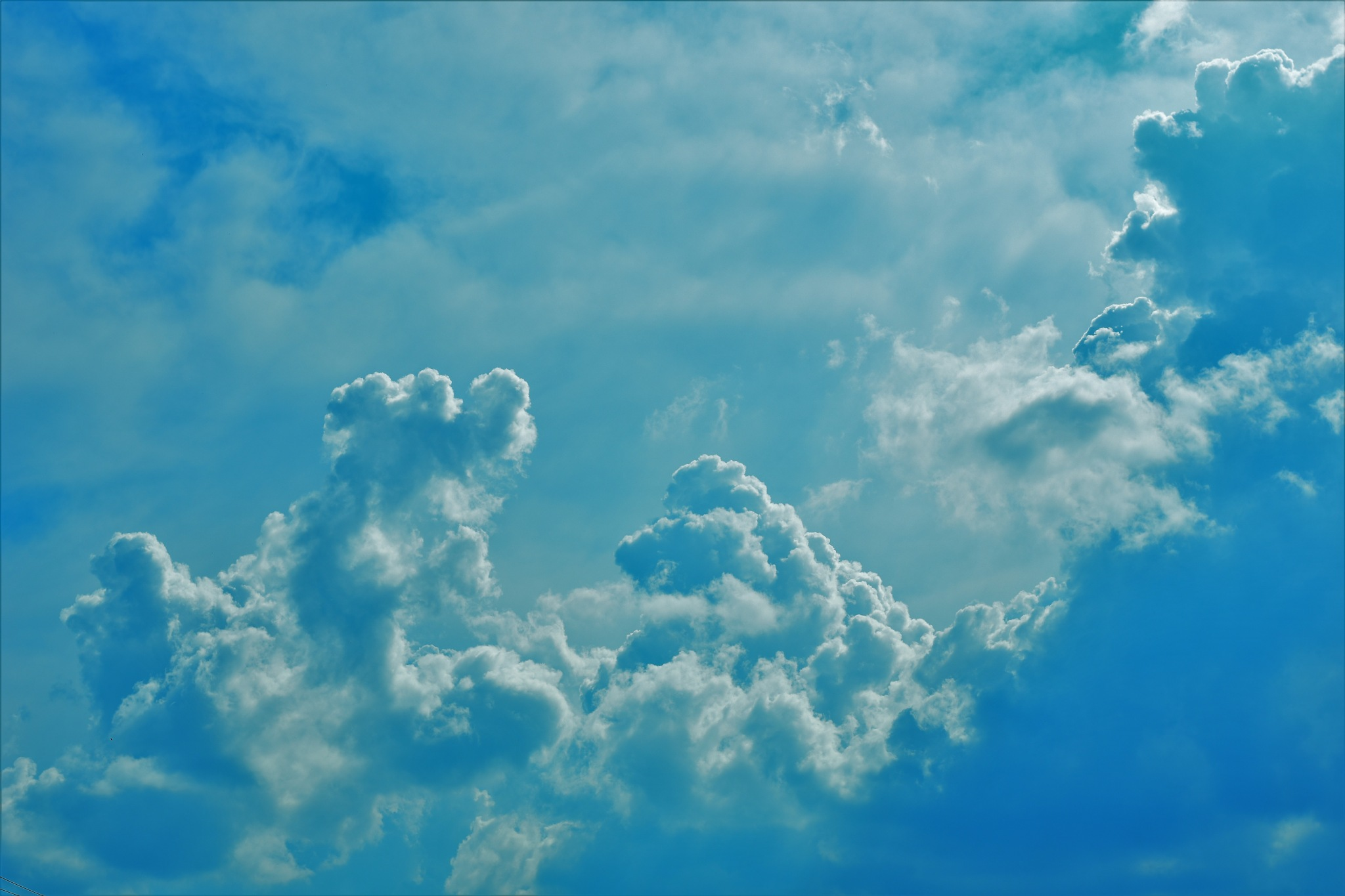 Clouds by Greg Knott