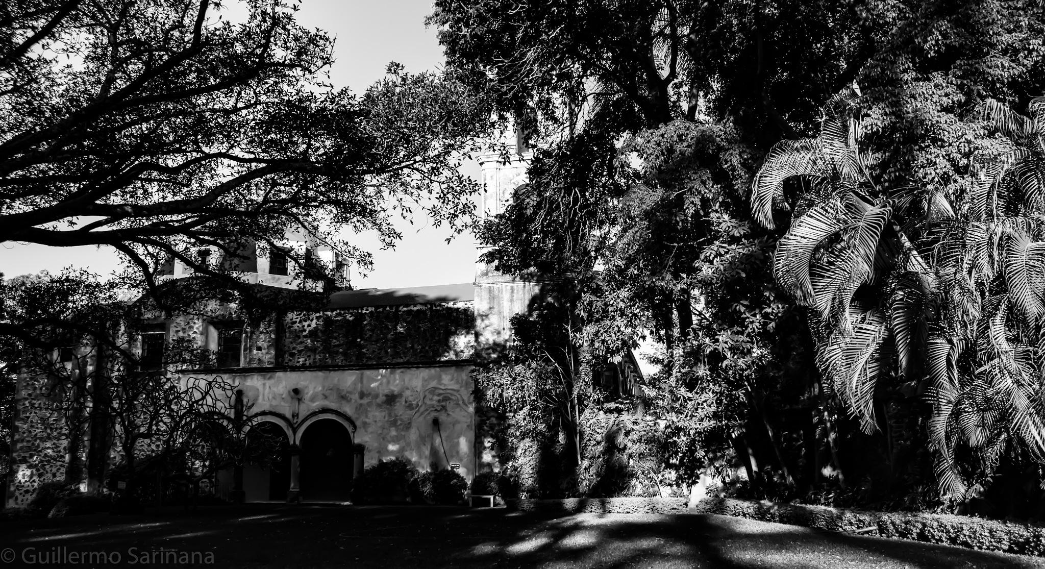 Hacienda  by Guillermo Sariñana Siller