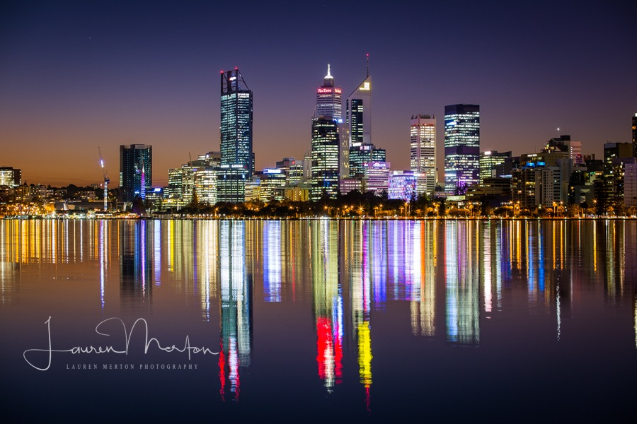 pretty full reflections by Laurenmerton