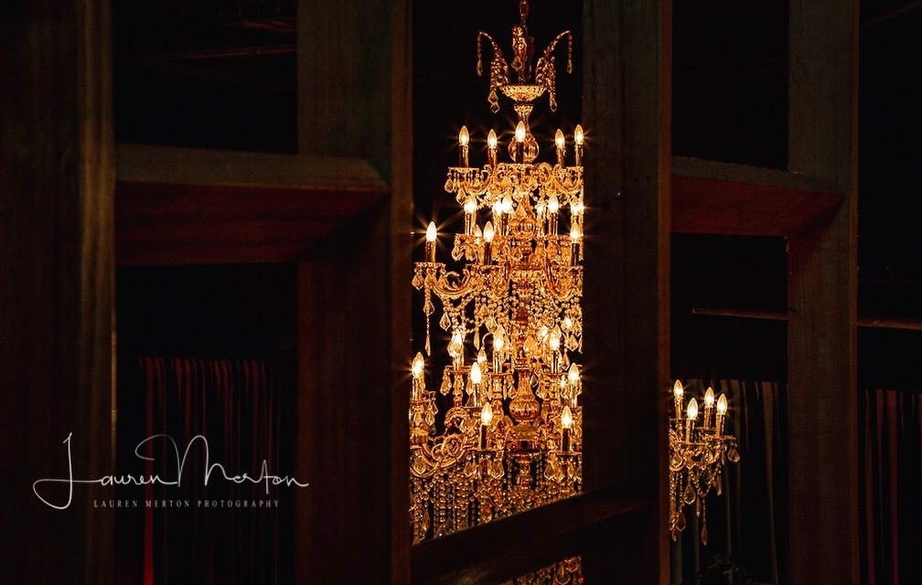 Chandelier by Laurenmerton