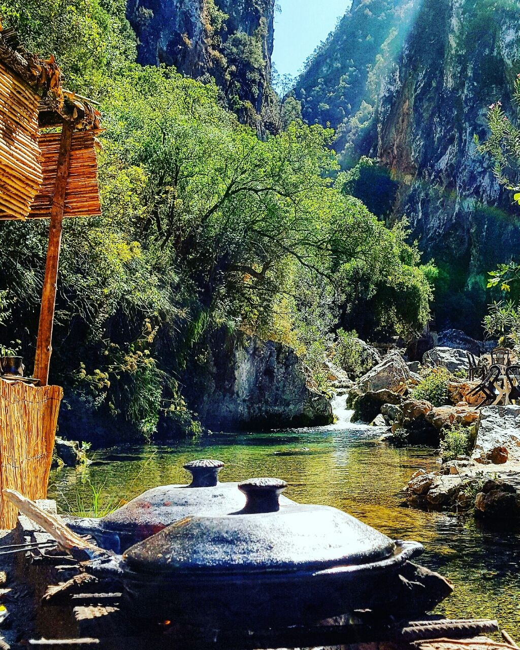 Akchour- chefchaouen| Morocco  by Hind&Hassan | AZ World