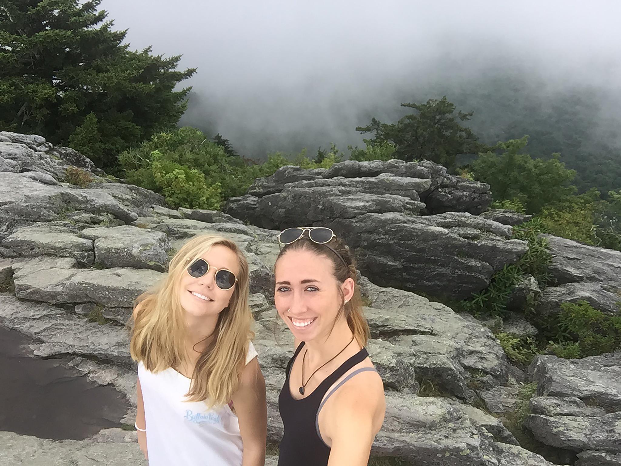 Blue Ridge Mountains by lucidlexxy