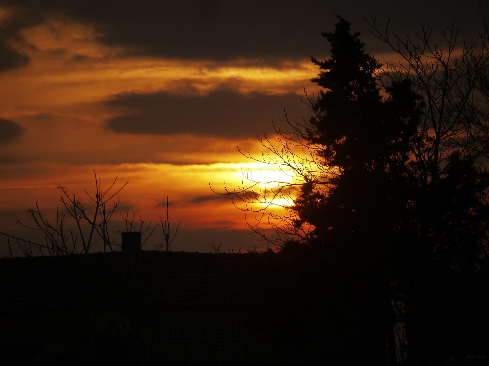 la magia del tramonto by Lucia Corvelli