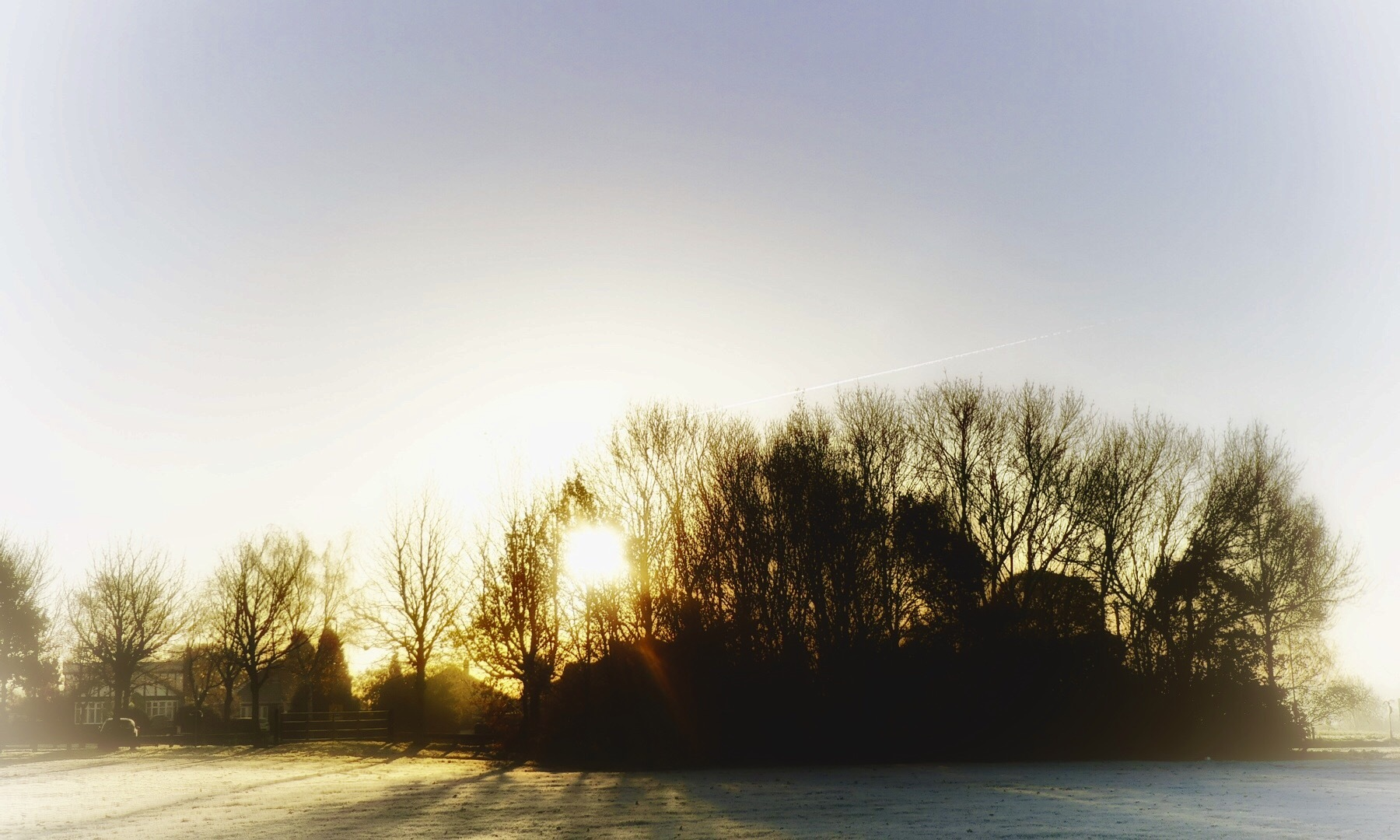 Frosty Morning.. by JanSharp