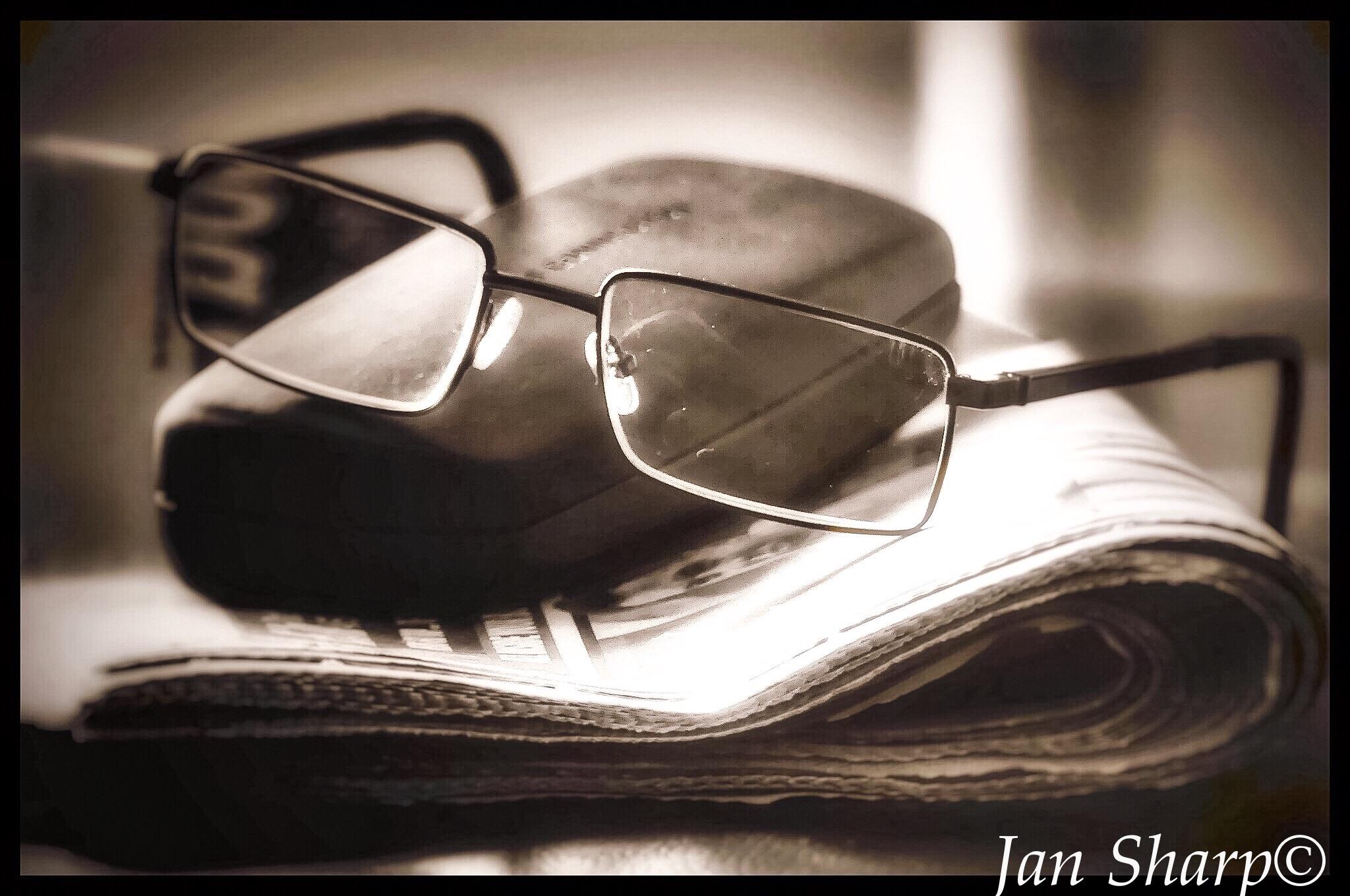Sunday Morning Read.. by JanSharp