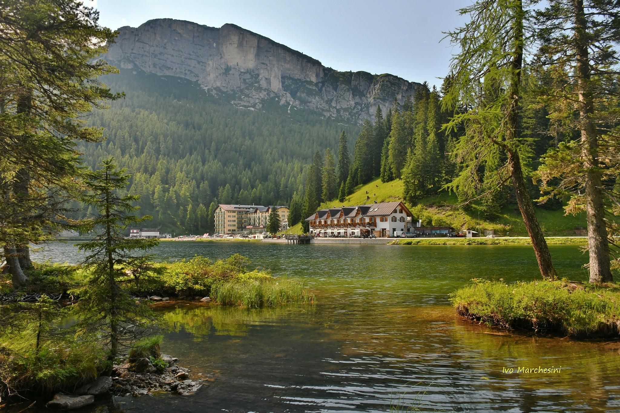 lago di Misurina by Ivo Mar Marchesini