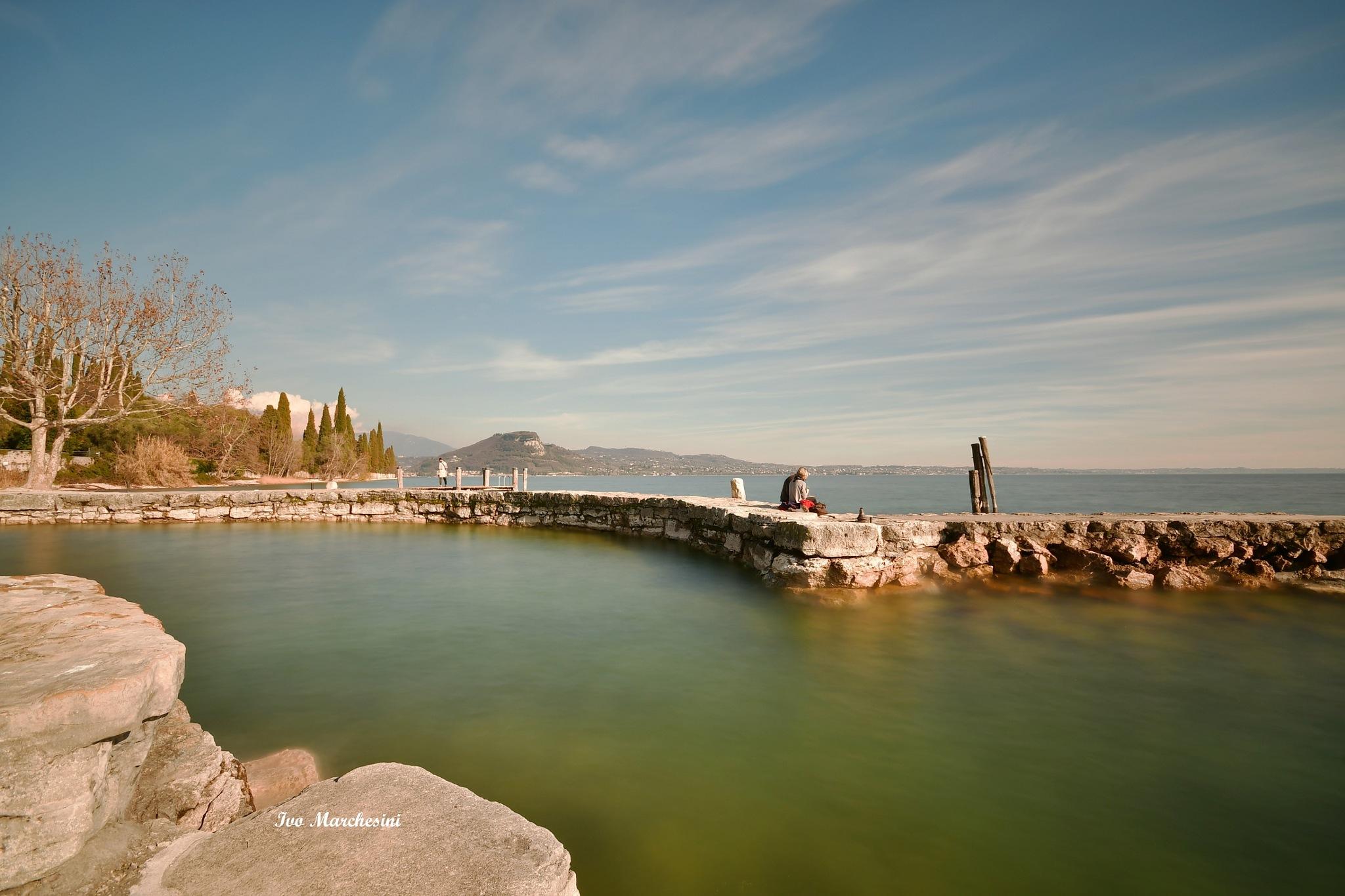 punta San Vigilio-1 by Ivo Mar Marchesini