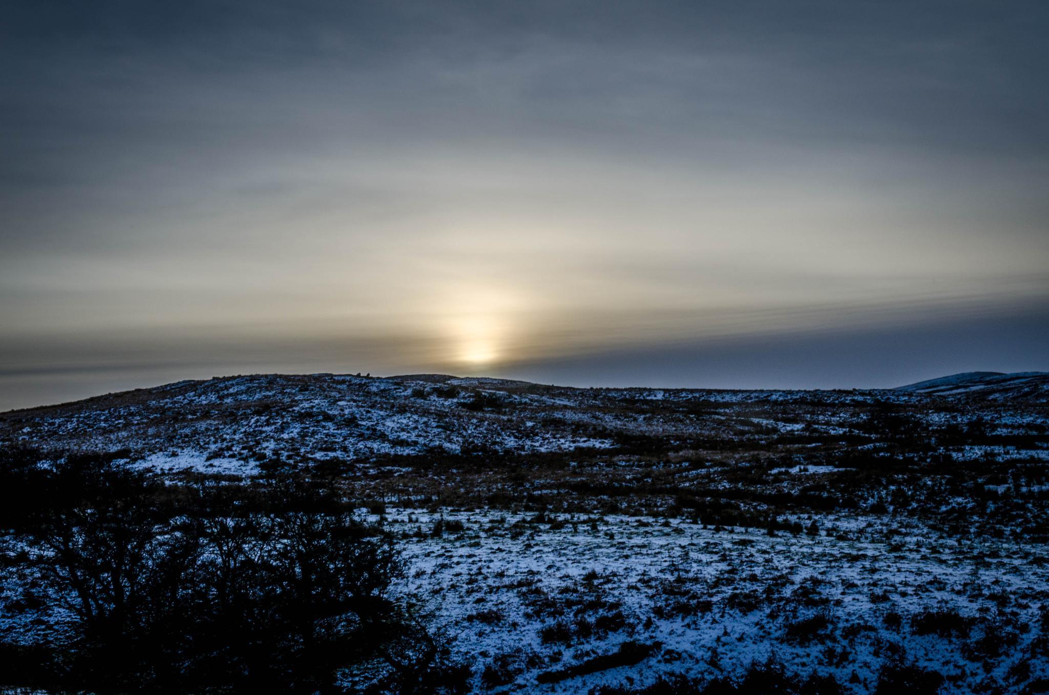 Northumberland National Park by Robert Nixon