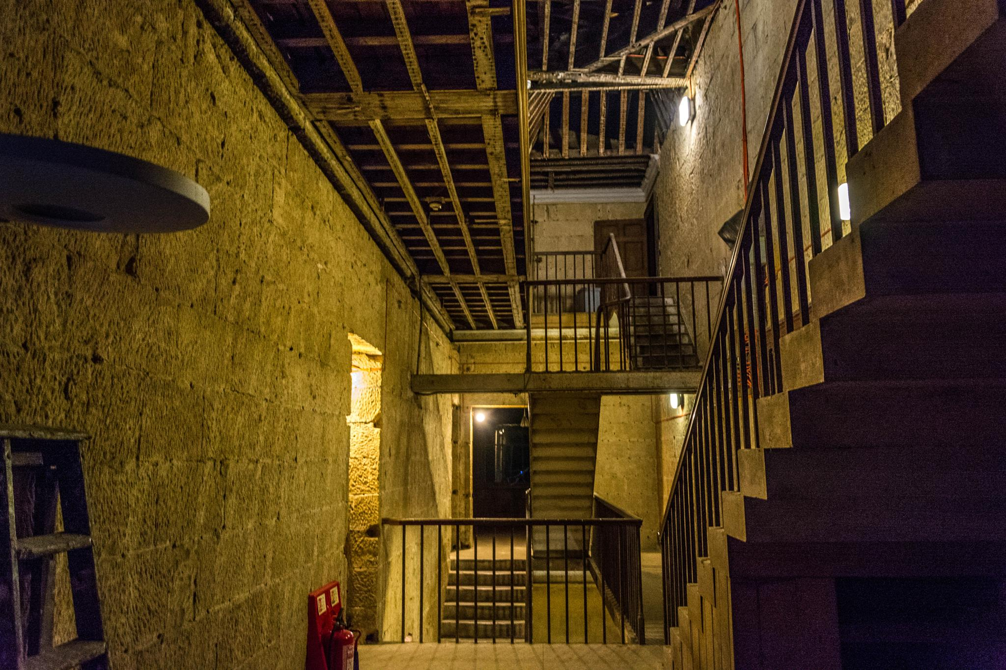 More Stairs by Robert Nixon