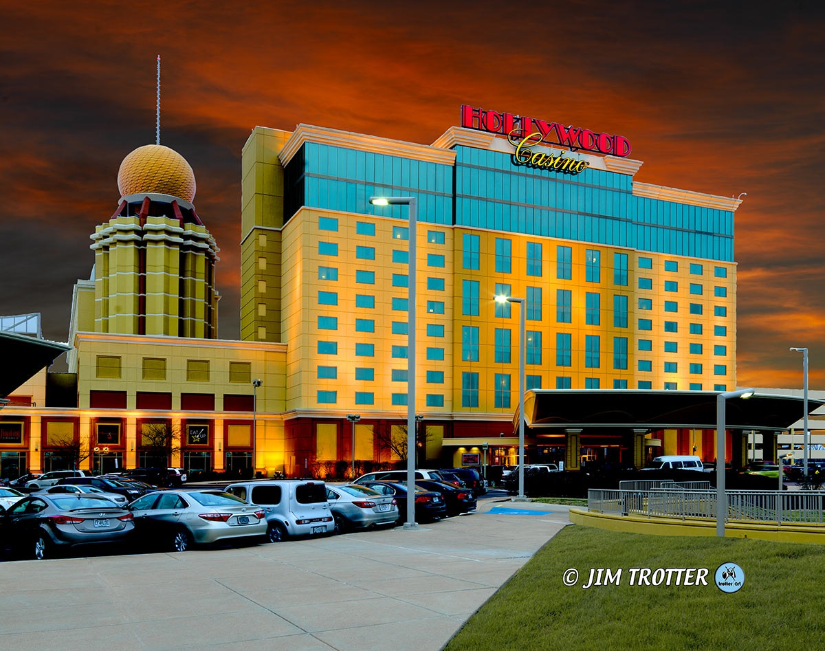 Hollywood Casino by jim trotter