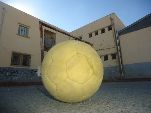 hand ball by Mohamed Witty