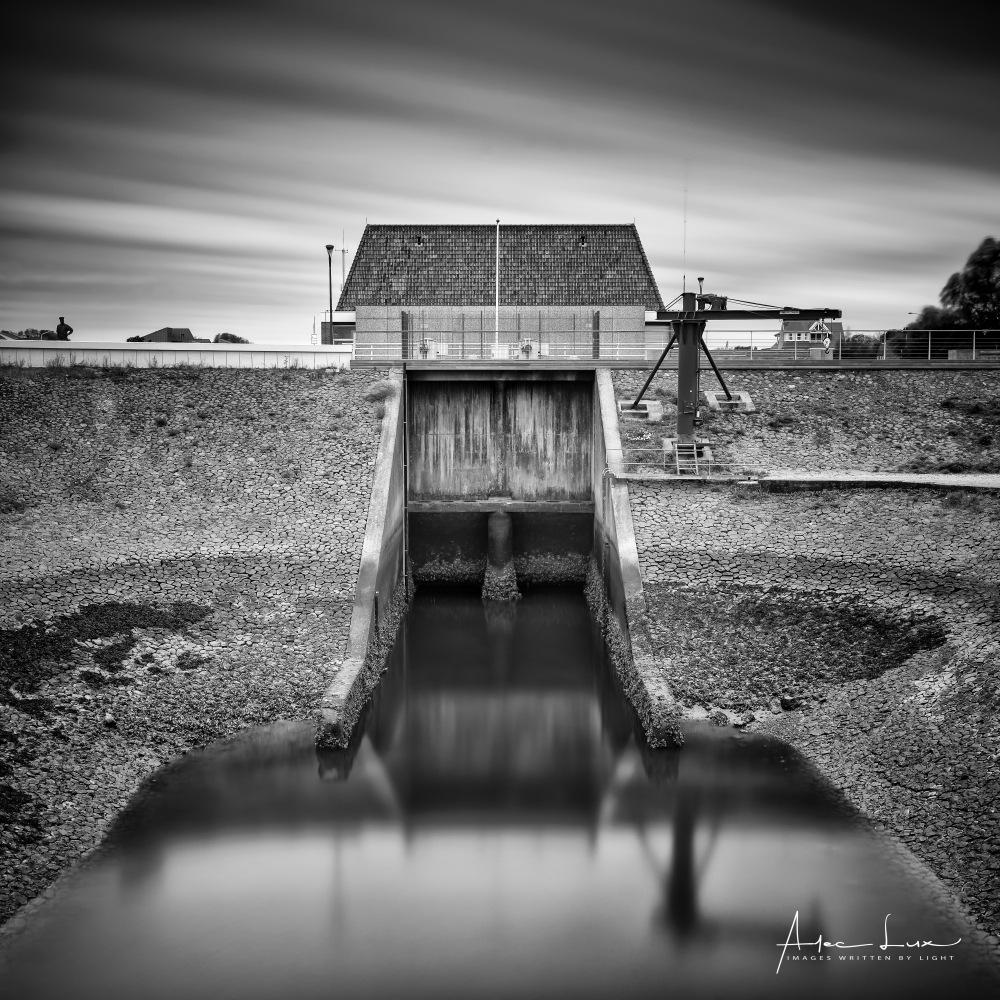 Cadzand Lock by Alec Lux