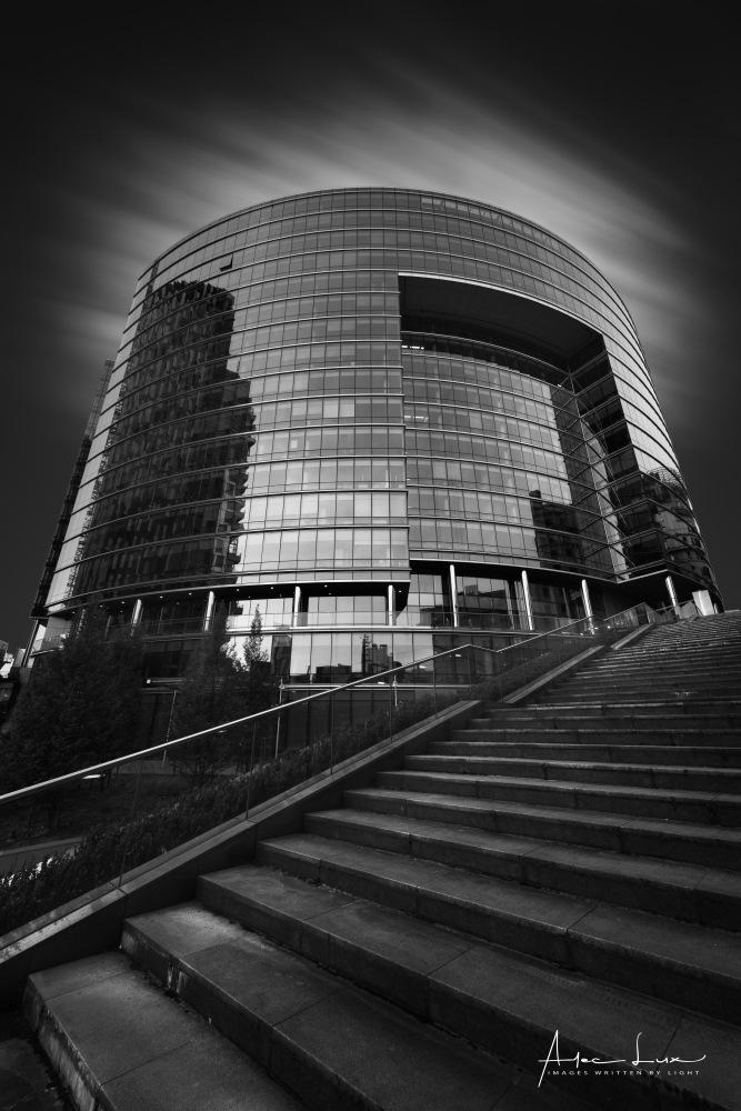Lex Building by Alec Lux