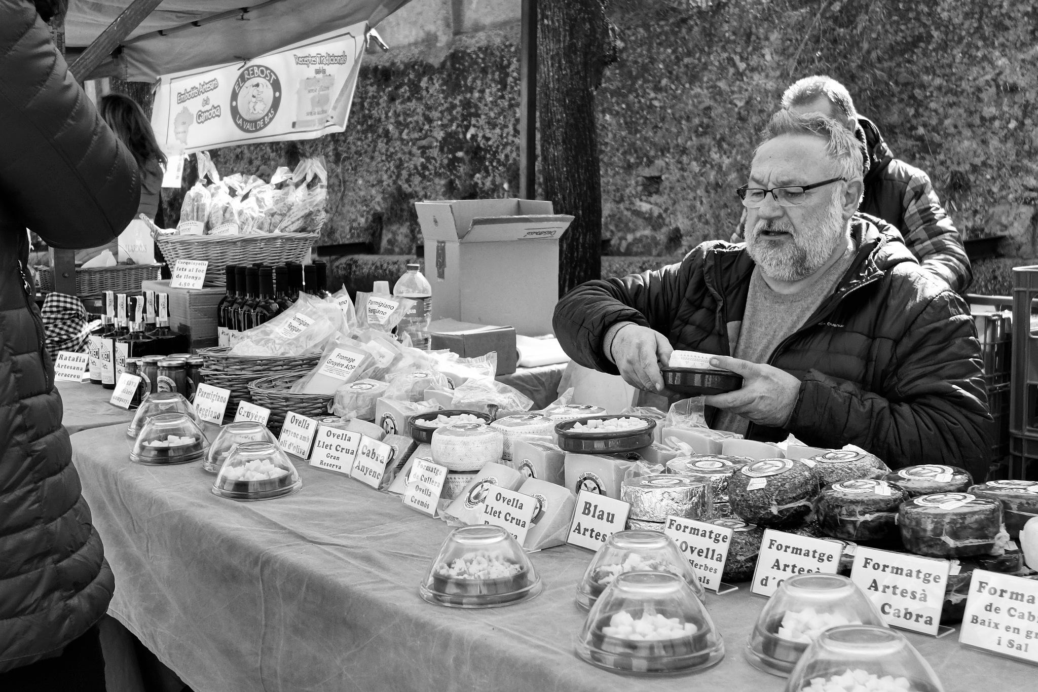 Va de formatges by El pare mira