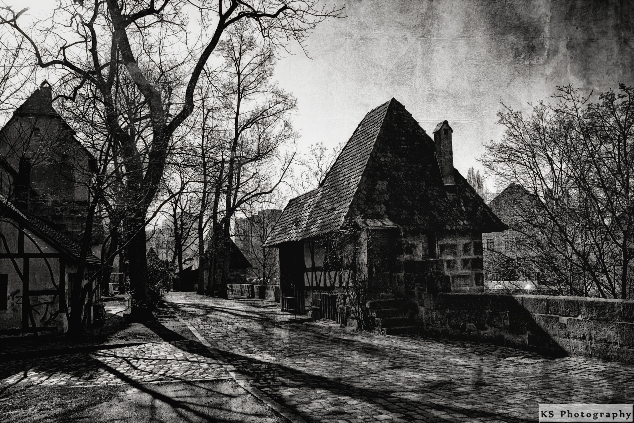 back to the middle ages by Klaus Schenker