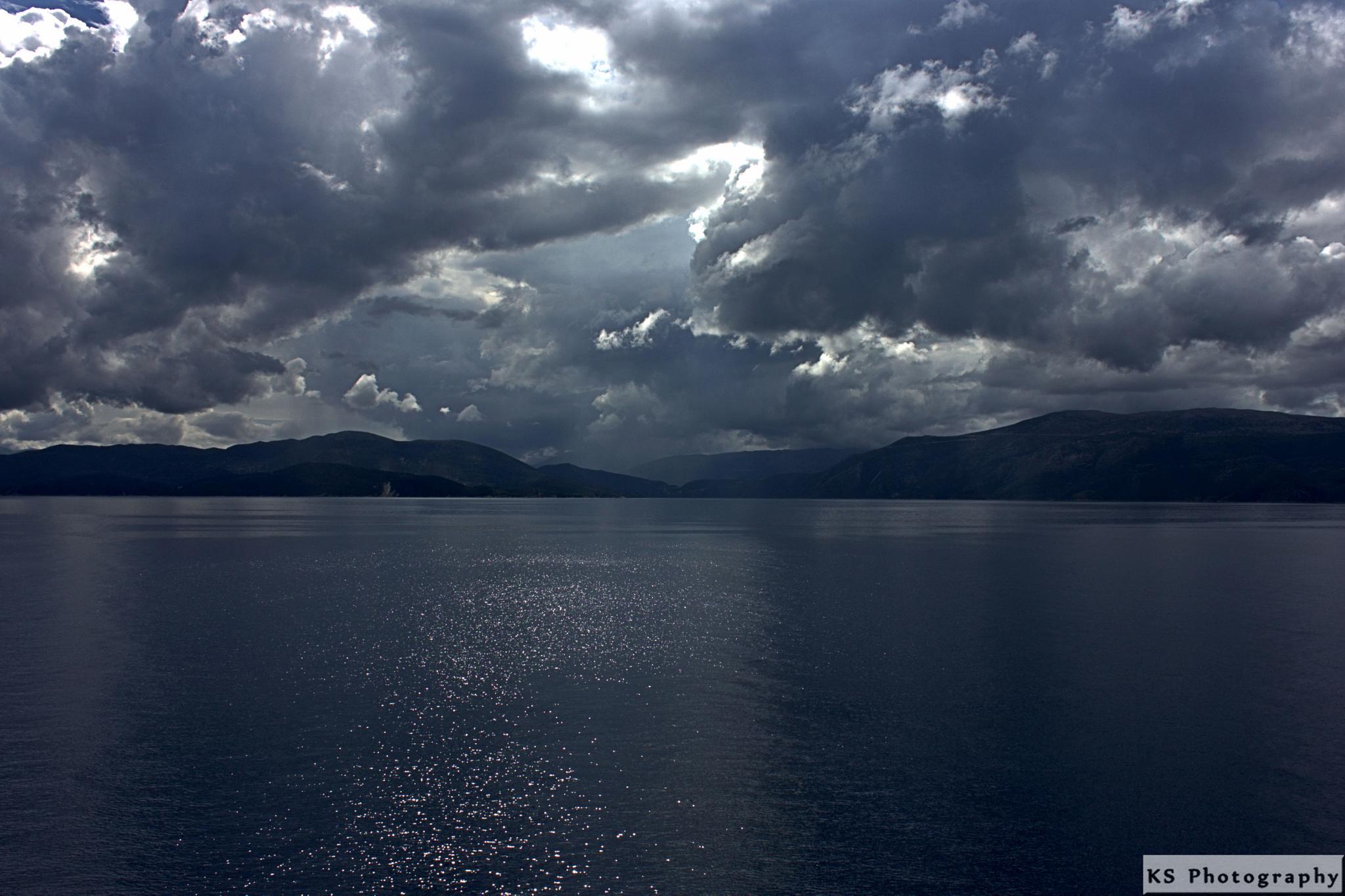 Clouds by Klaus Schenker