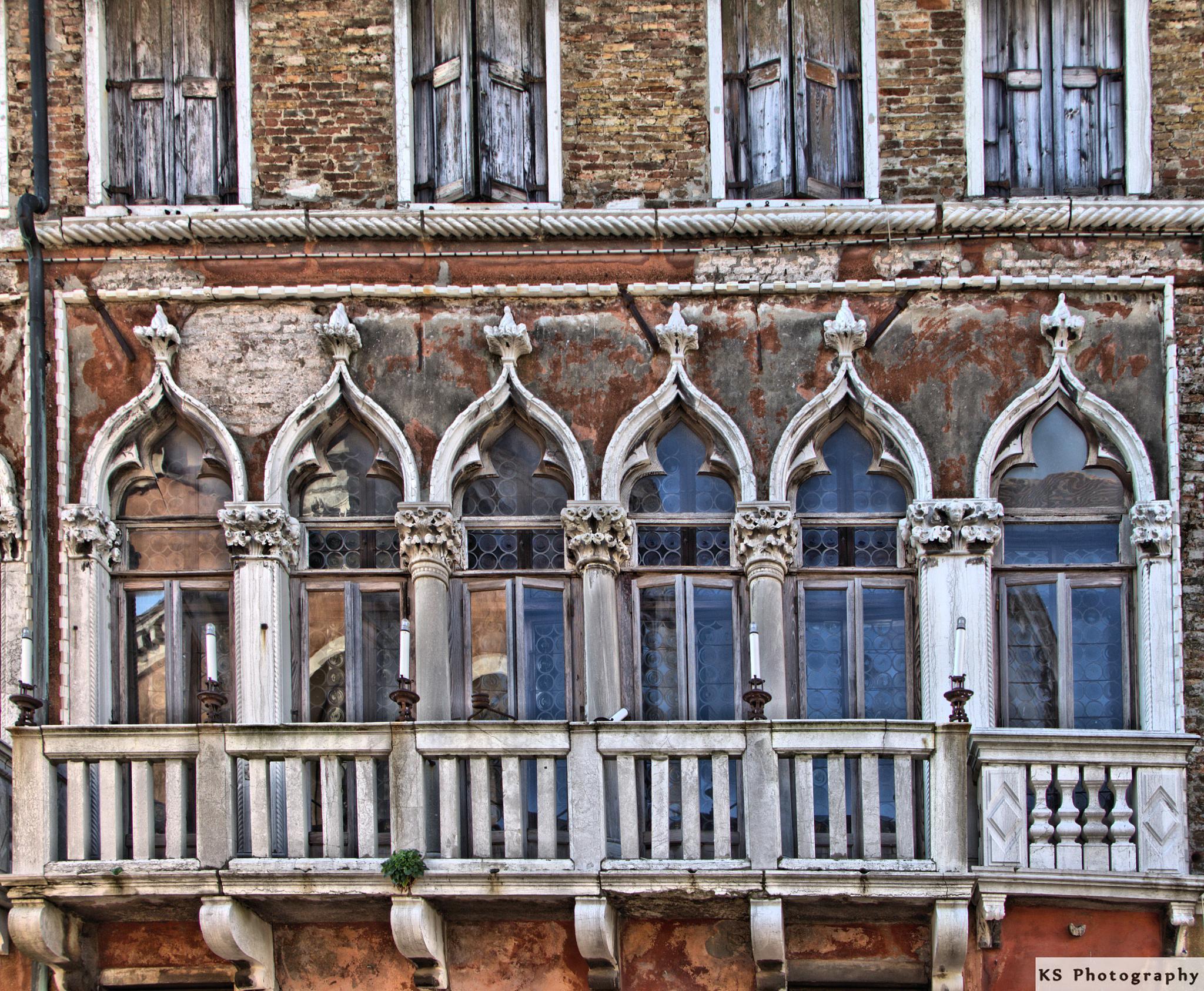 Good morning Venice III by Klaus Schenker
