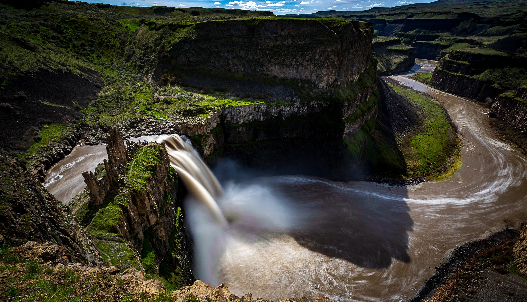 Palouse Falls by KDooley