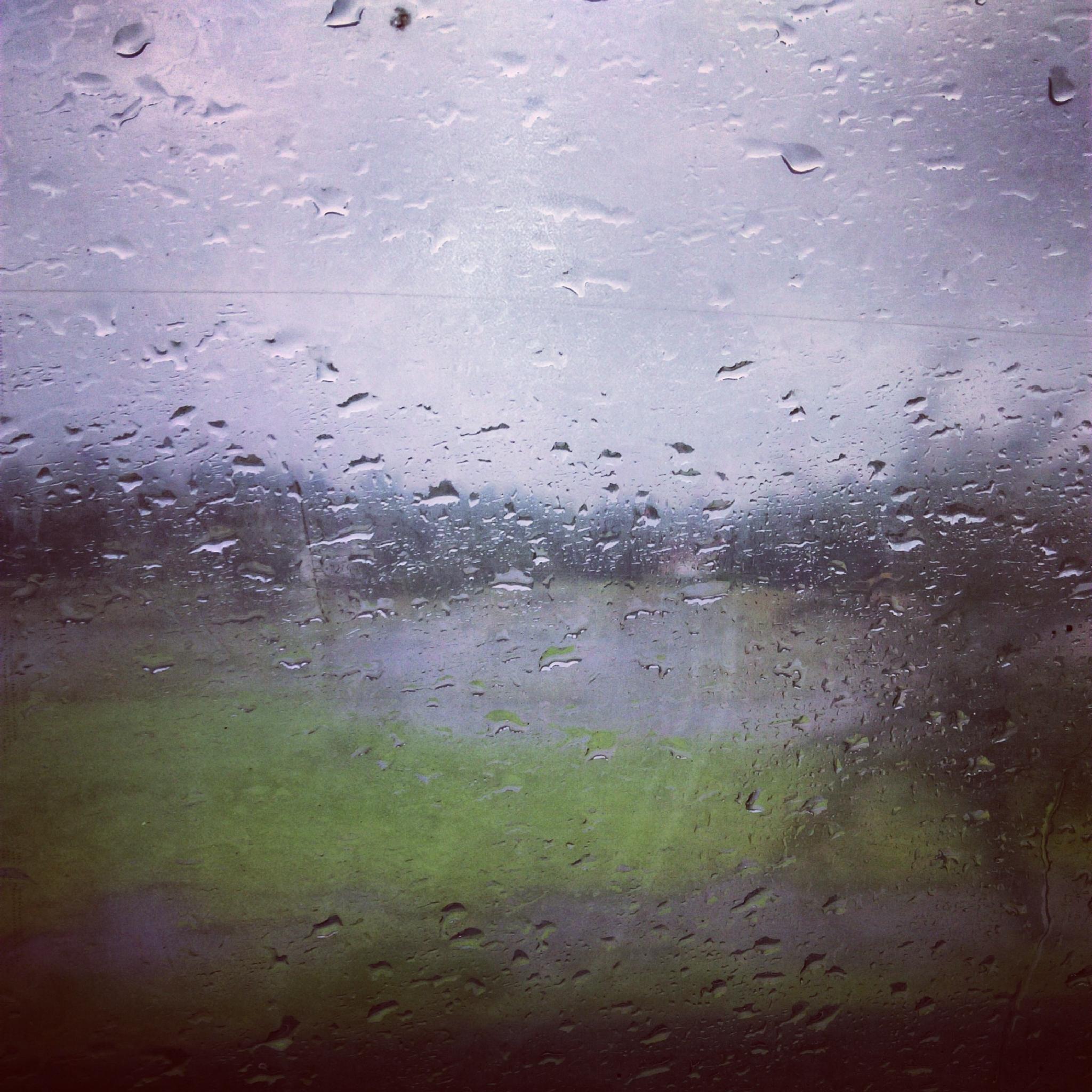 Incessant Rains  by Archan Basu